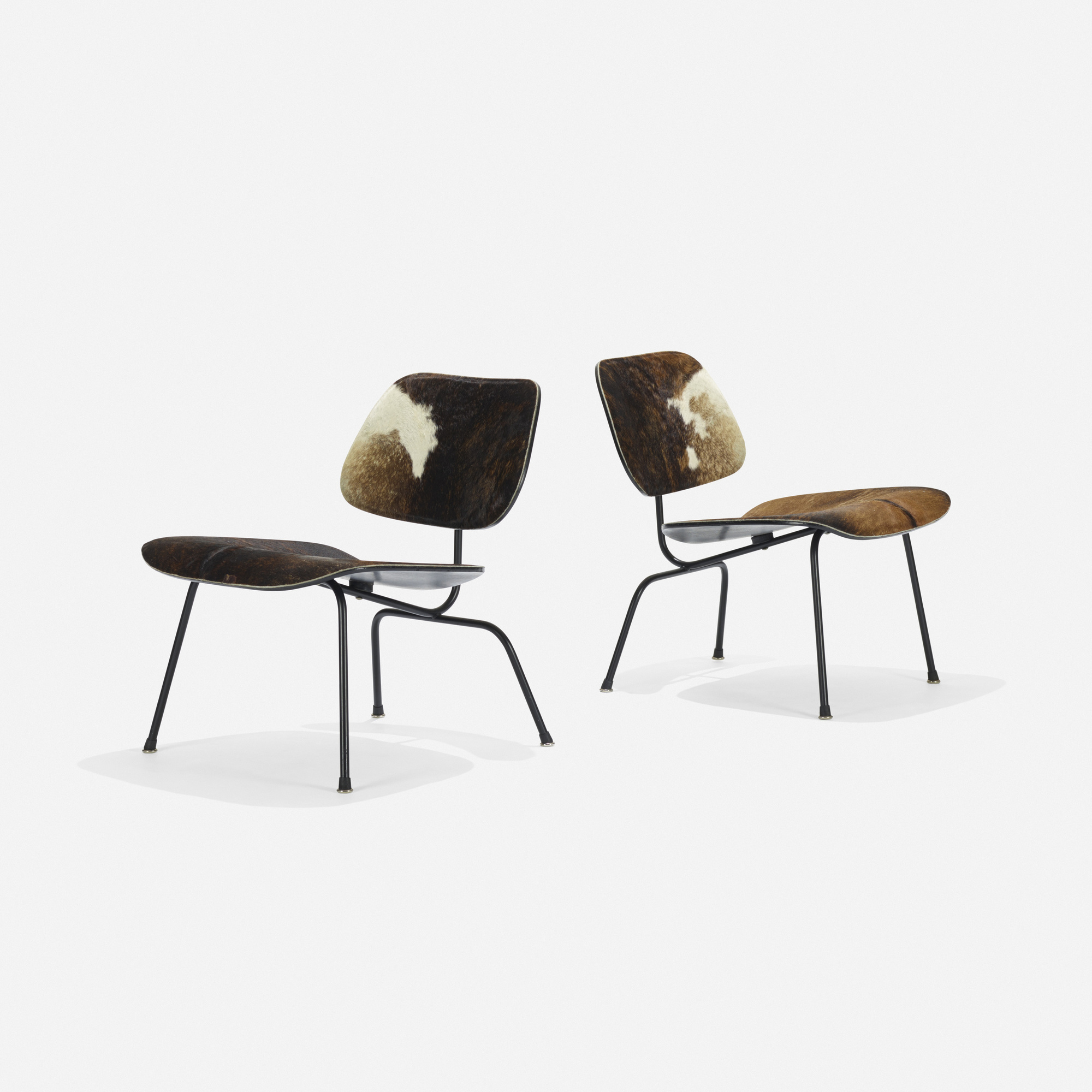 183: Charles and Ray Eames / LCMs, pair (1 of 4)