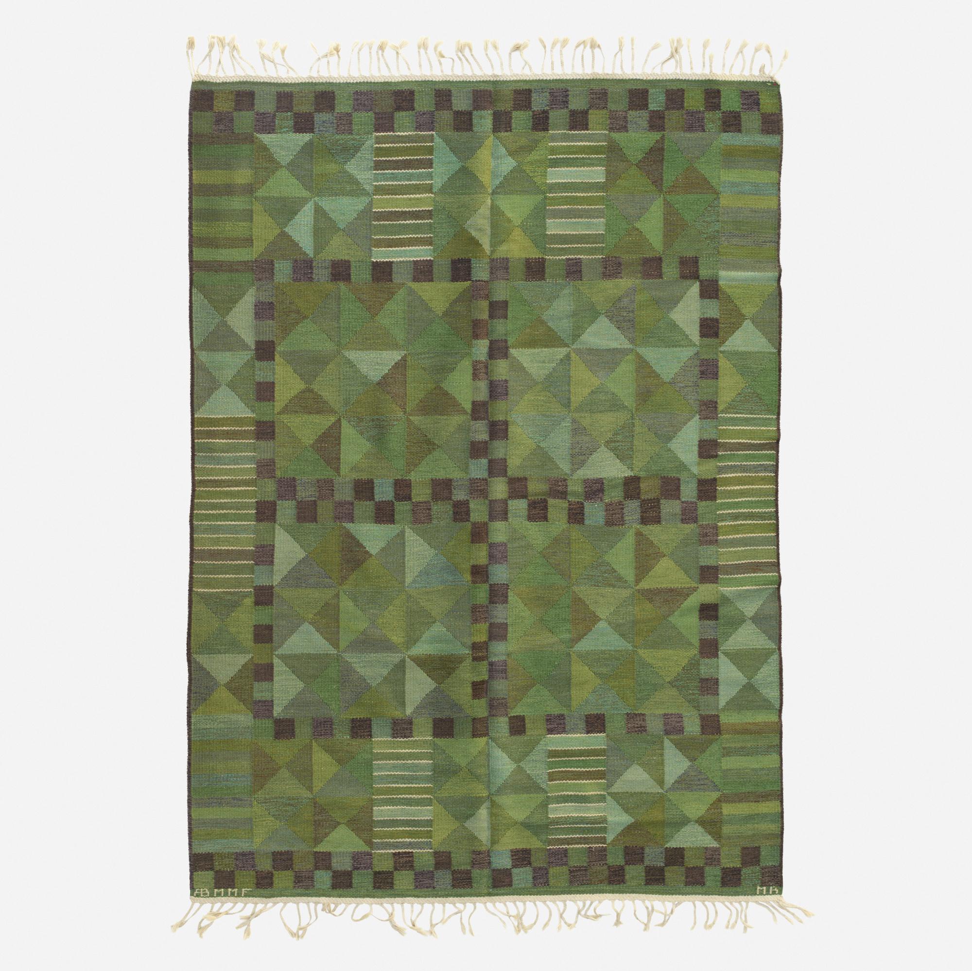 183: Marianne Richter / Rubirosa flatweave carpet (1 of 2)