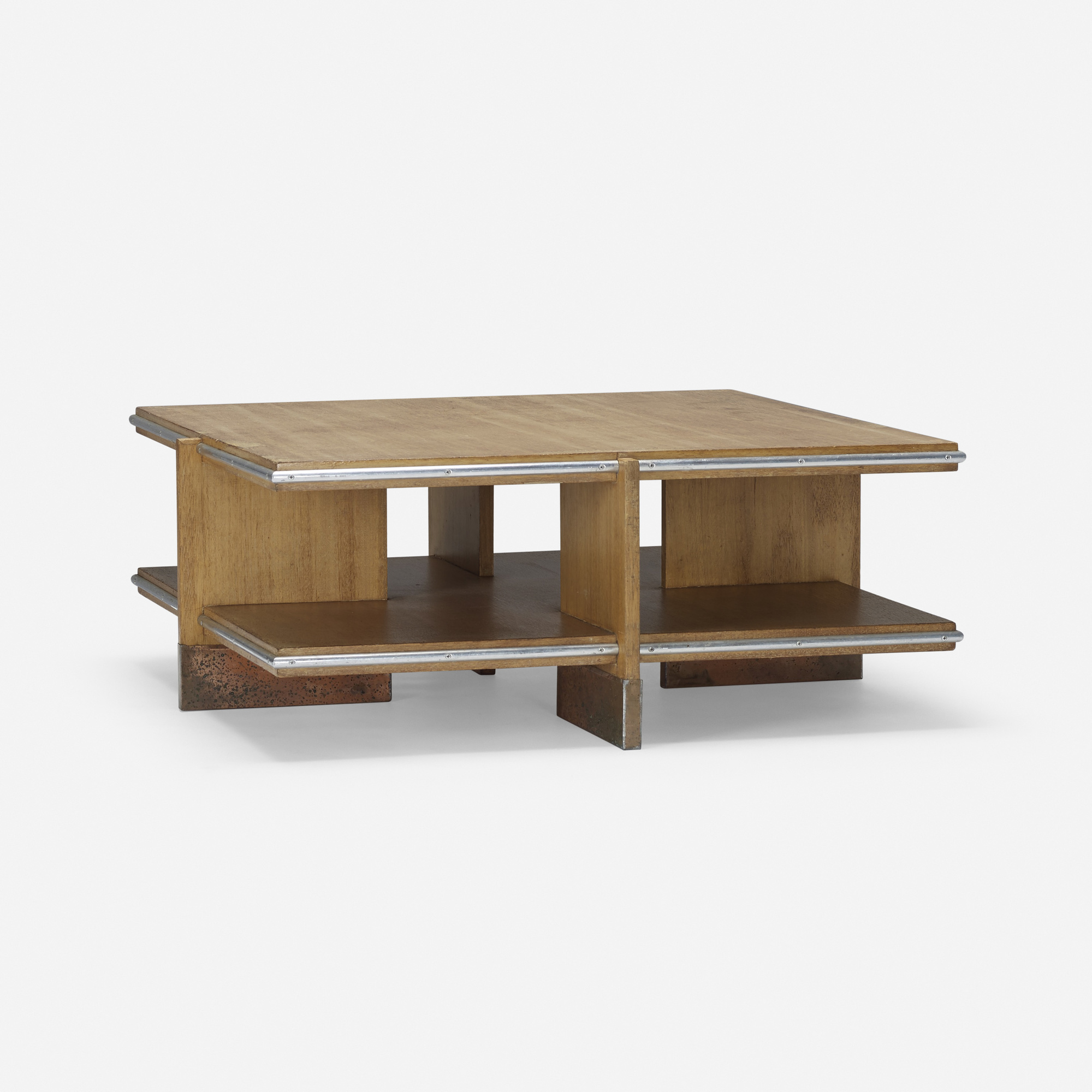 183 frank lloyd wright coffee table from price tower oklahoma