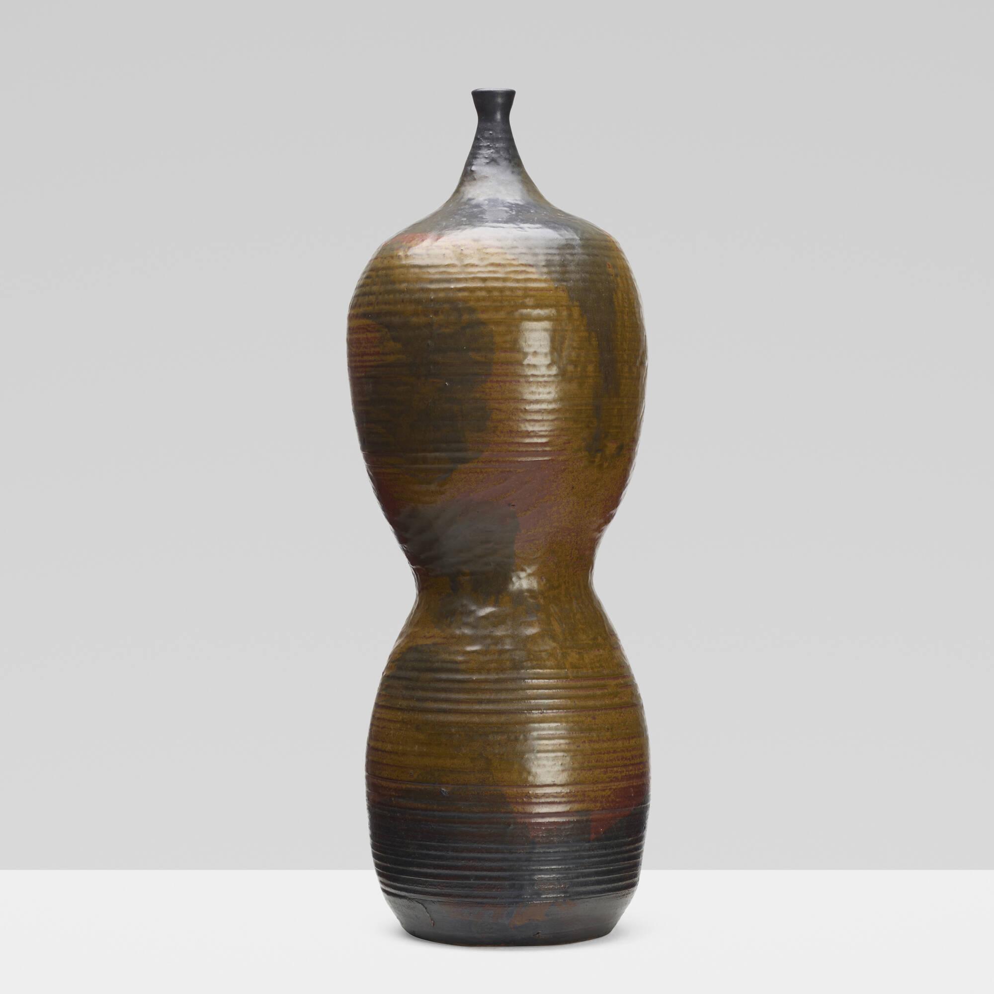 183: Toshiko Takaezu / vase (2 of 2)