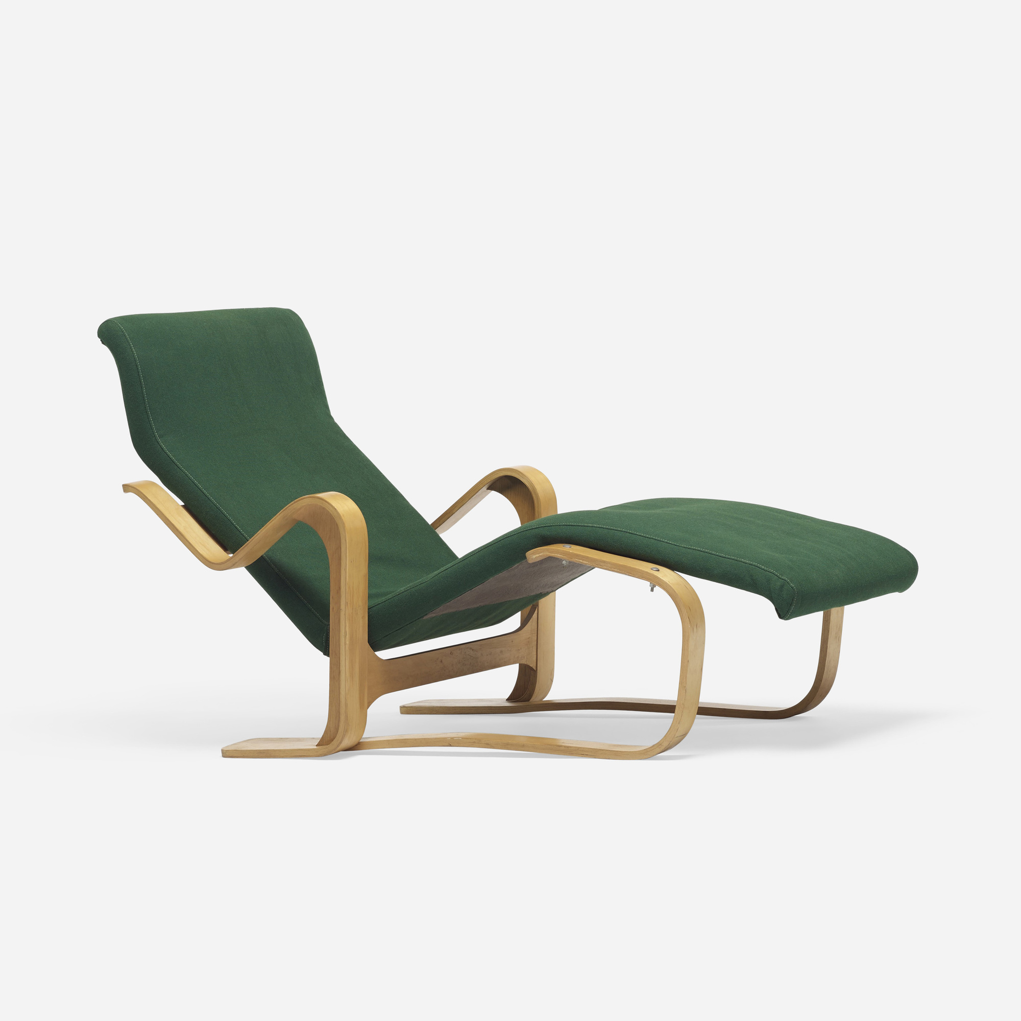 184: Marcel Breuer / Long chaise (1 of 2)