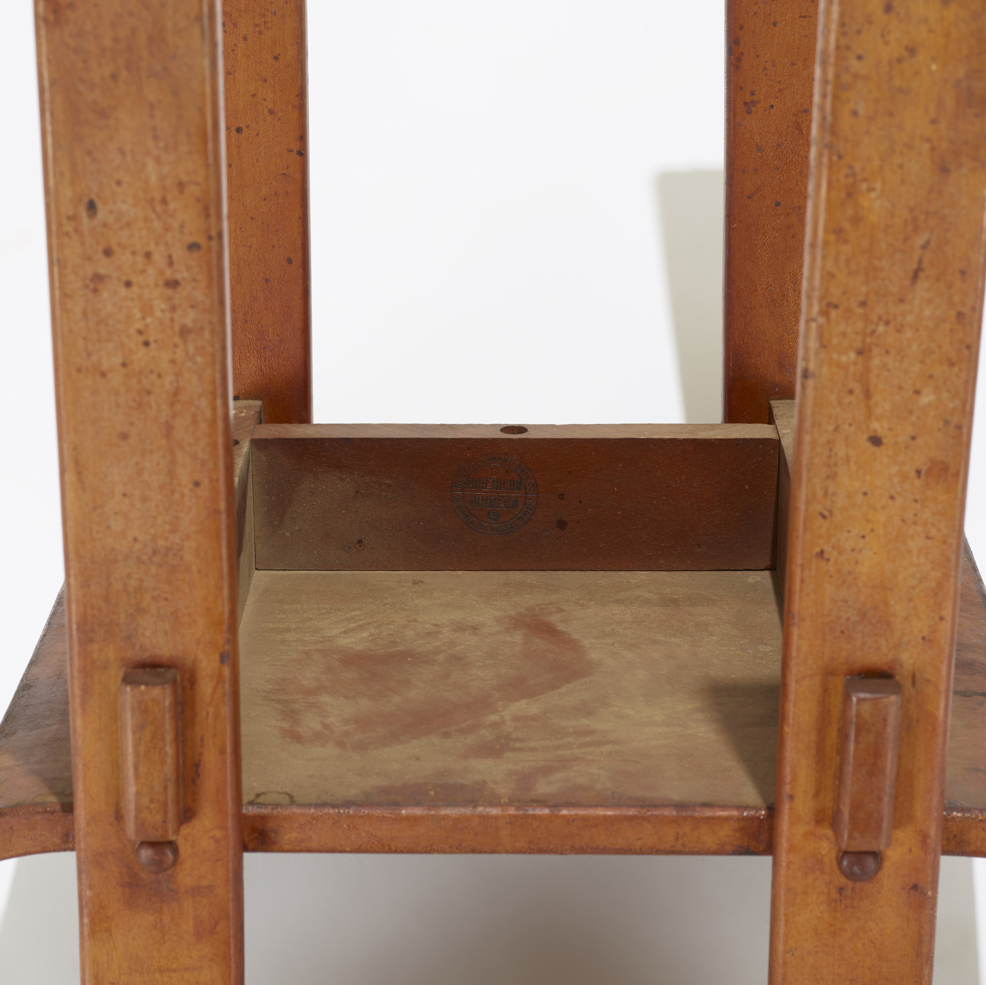 ... 184: Russel Wright / Chairs, Pair (4 Of 4)