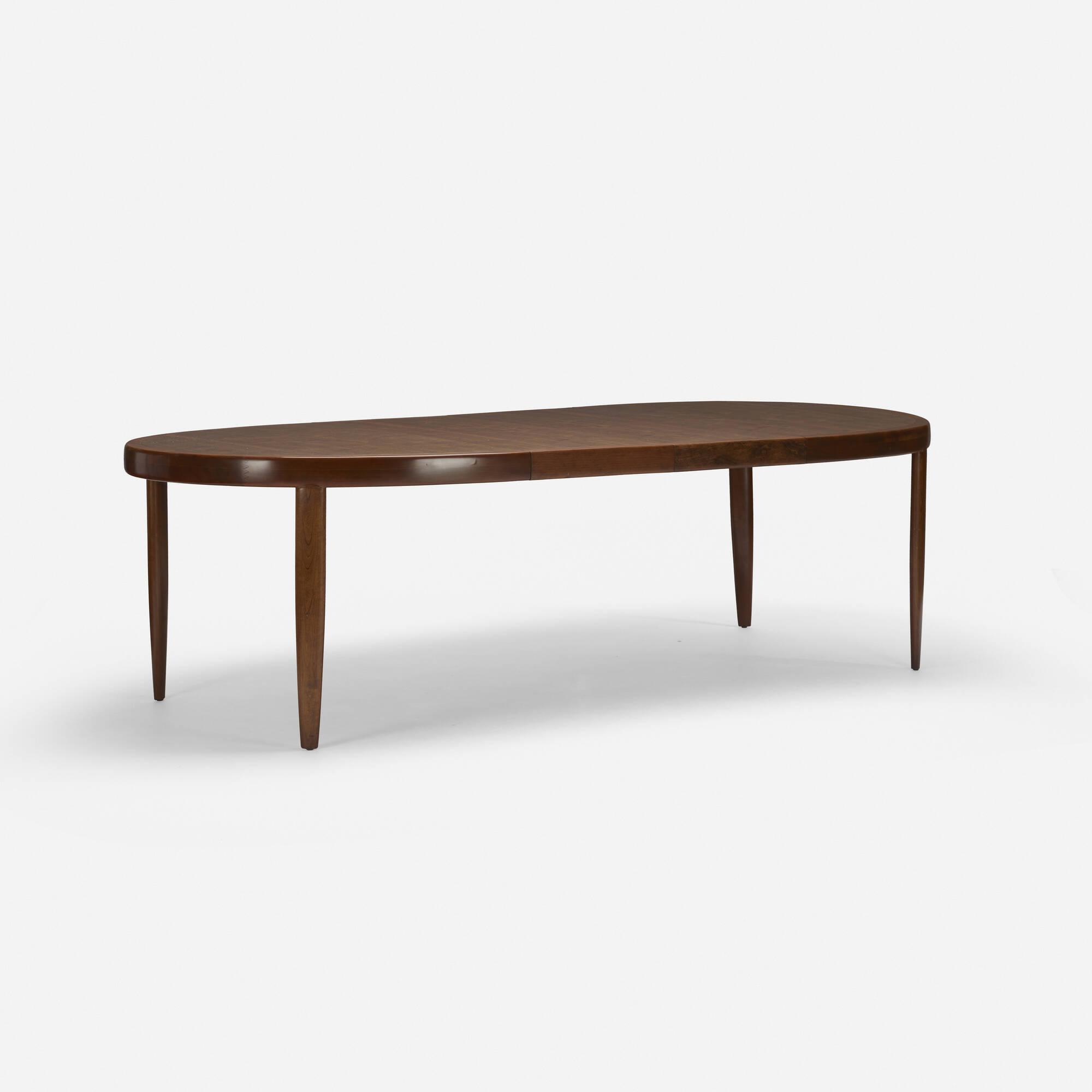 185: George Nakashima / Origins dining table, model 269 (1 of 3)