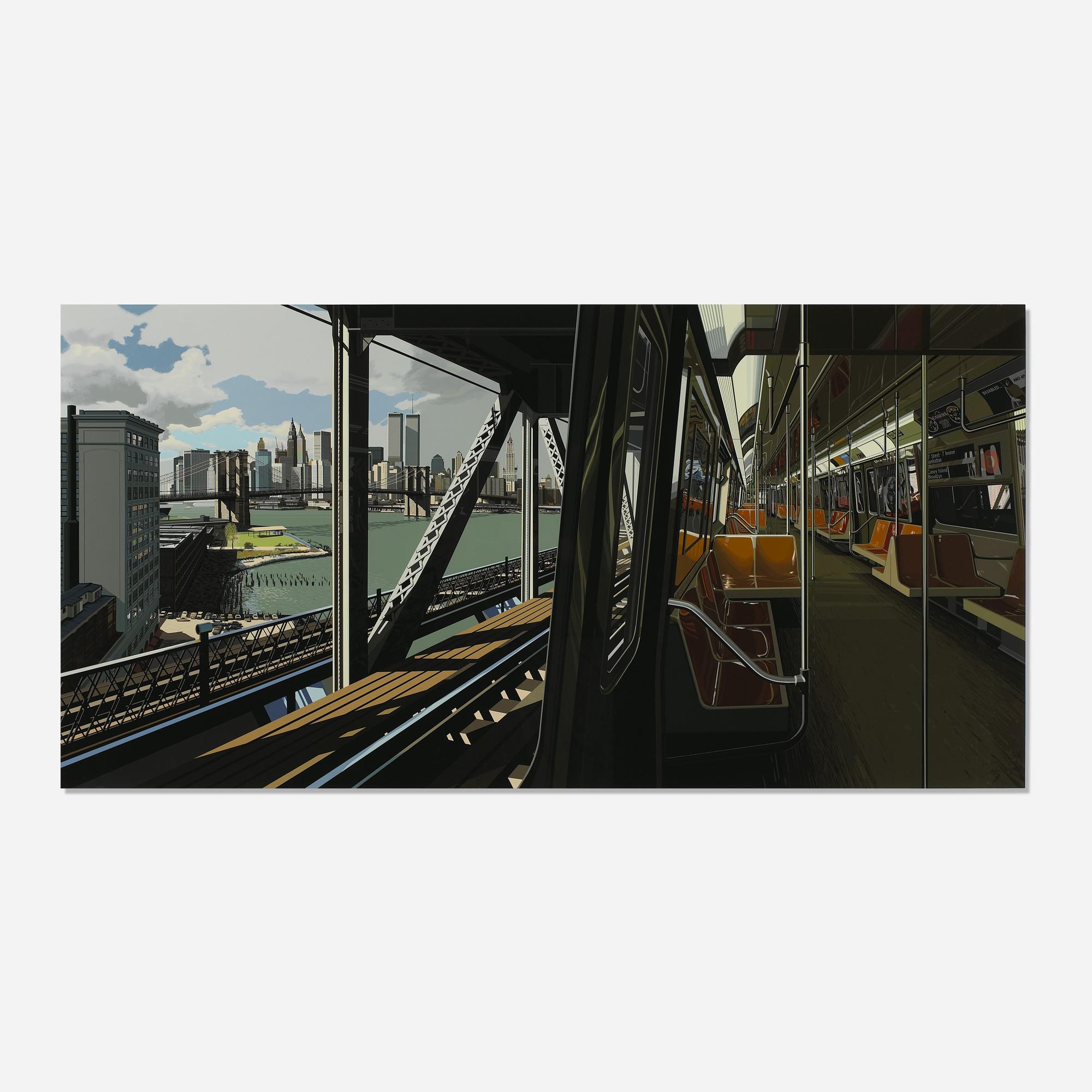 185: Richard Estes / D Train (1 of 1)