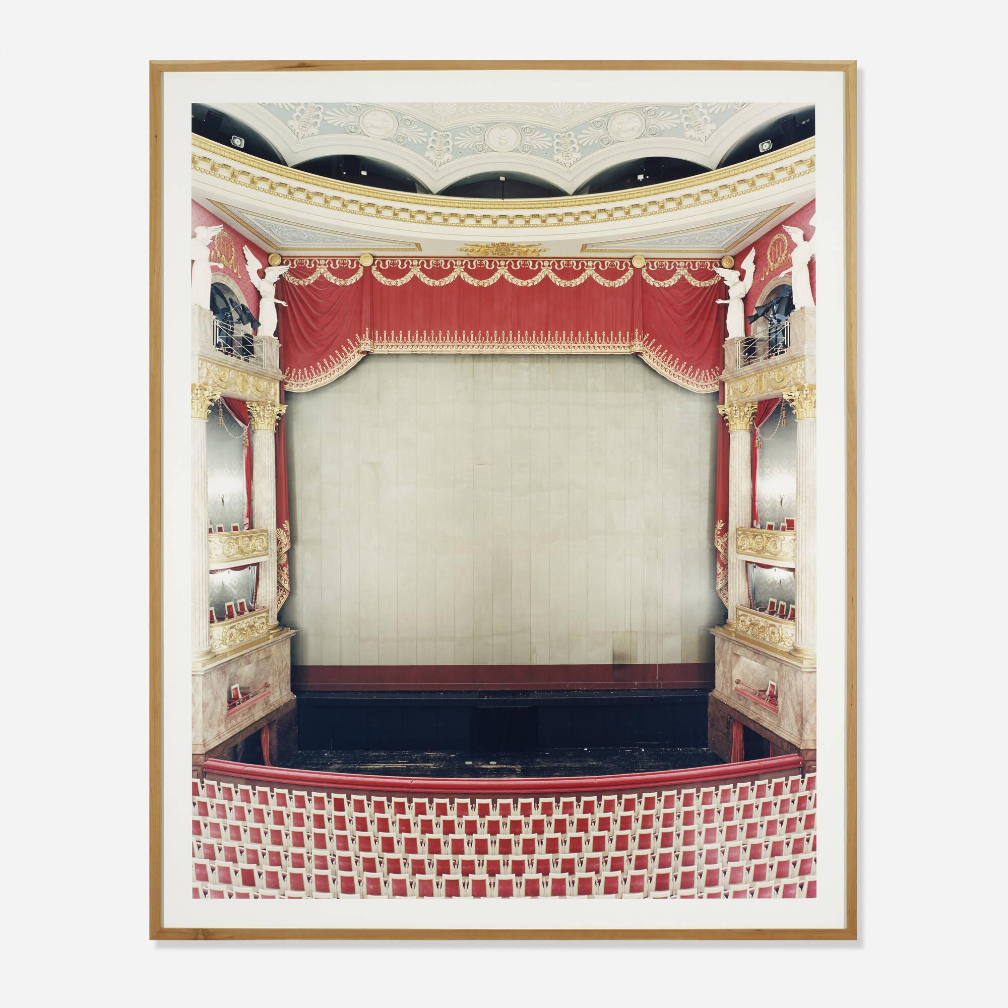 186: Candida Höfer / Bayerische Staatsoper in München II (1 of 1)