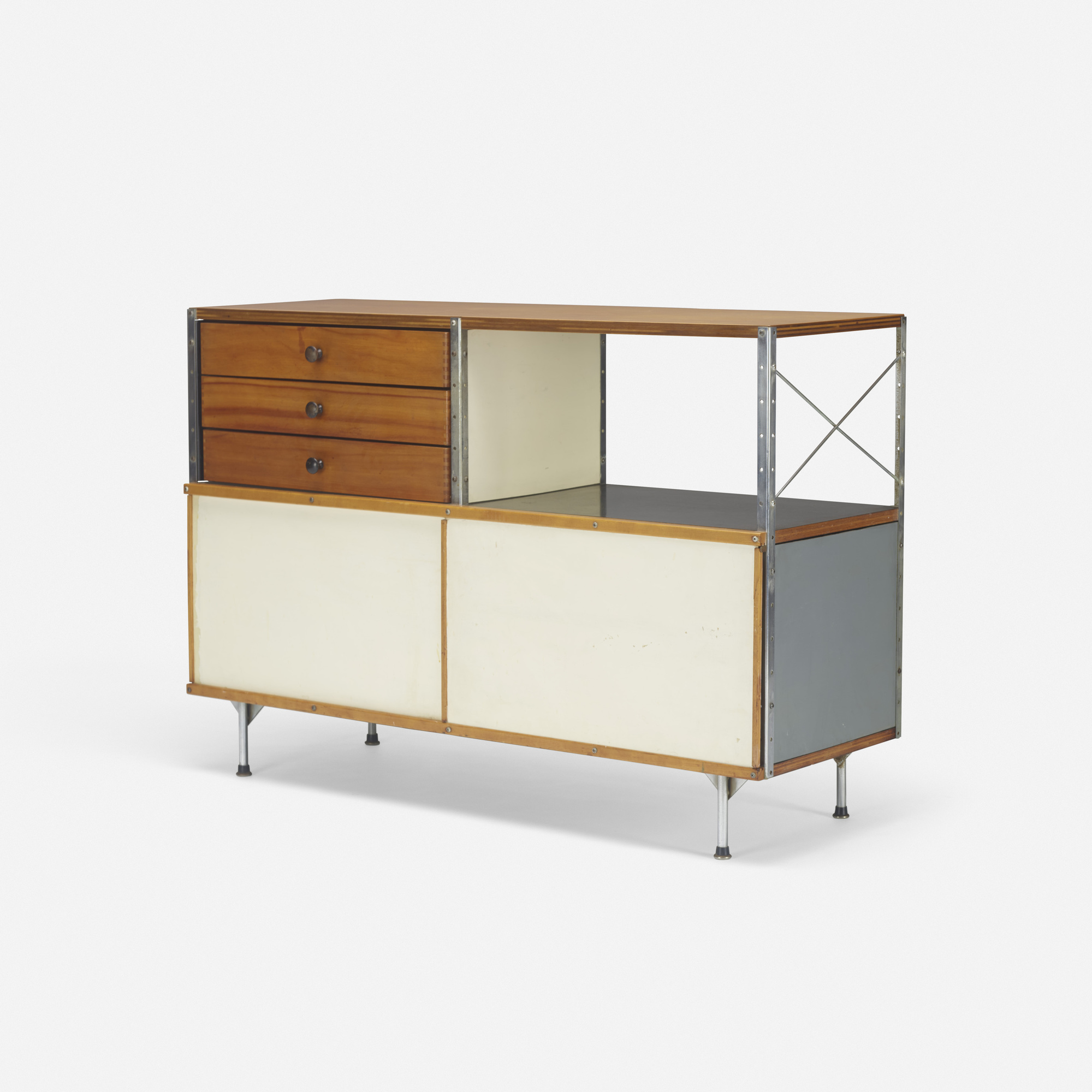 186: Charles and Ray Eames / ESU 200-N (1 of 3)