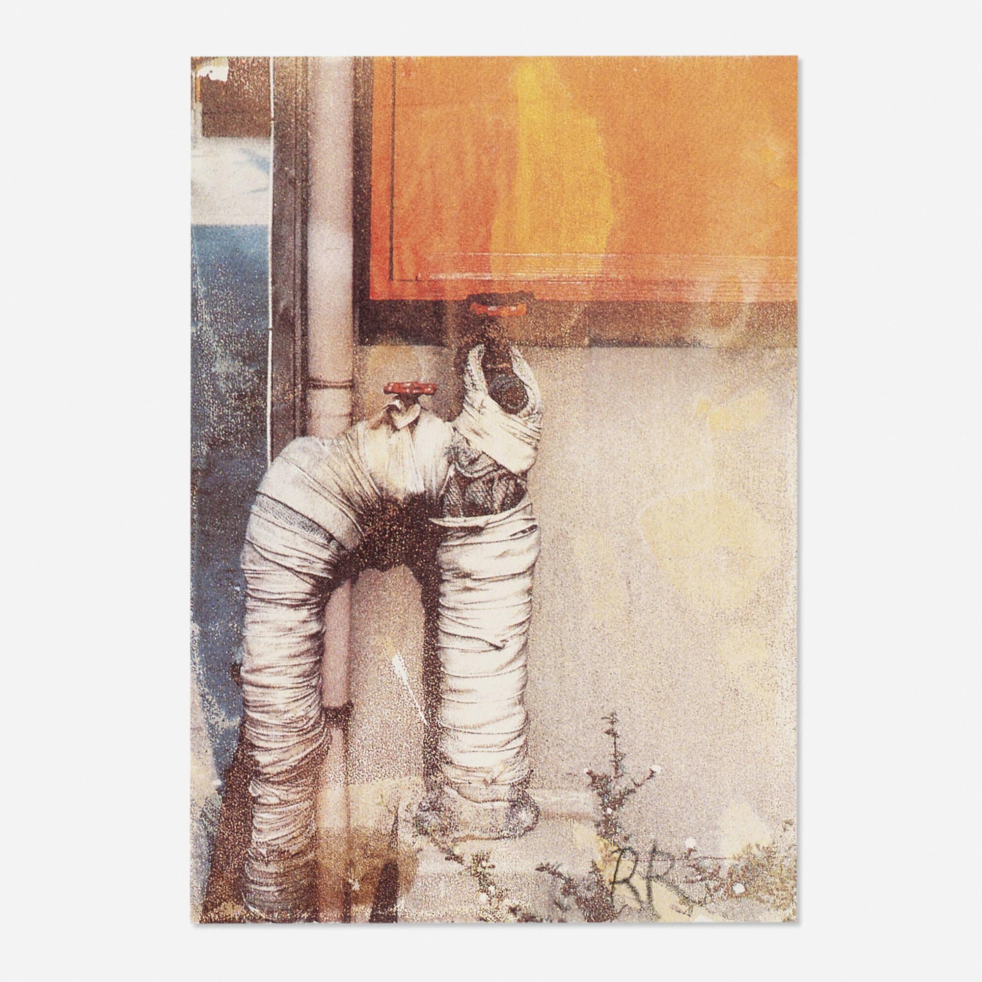 186: Robert Rauschenberg / Tap (1 of 1)