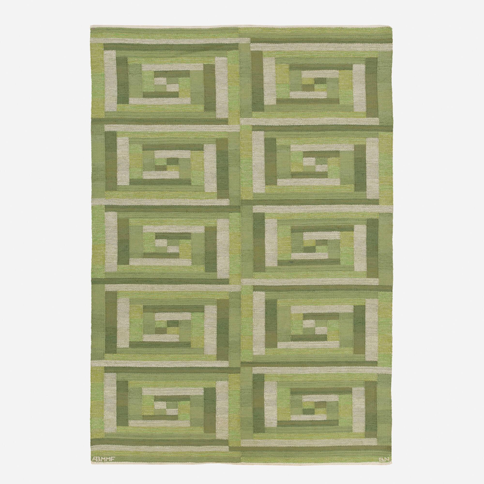 186: Barbro Nilsson / Ostia flatweave carpet (1 of 2)