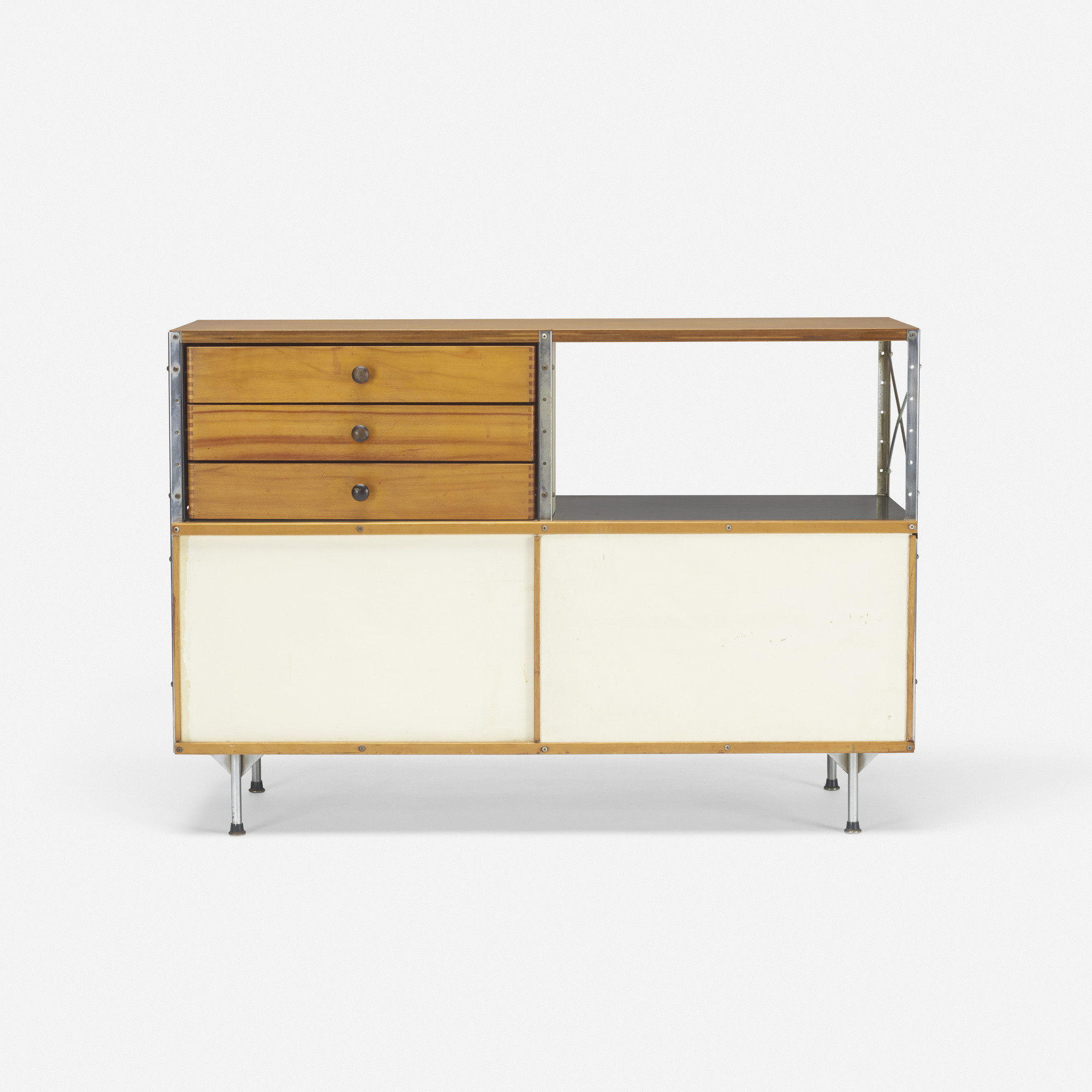 186: Charles and Ray Eames / ESU 200-N (2 of 3)