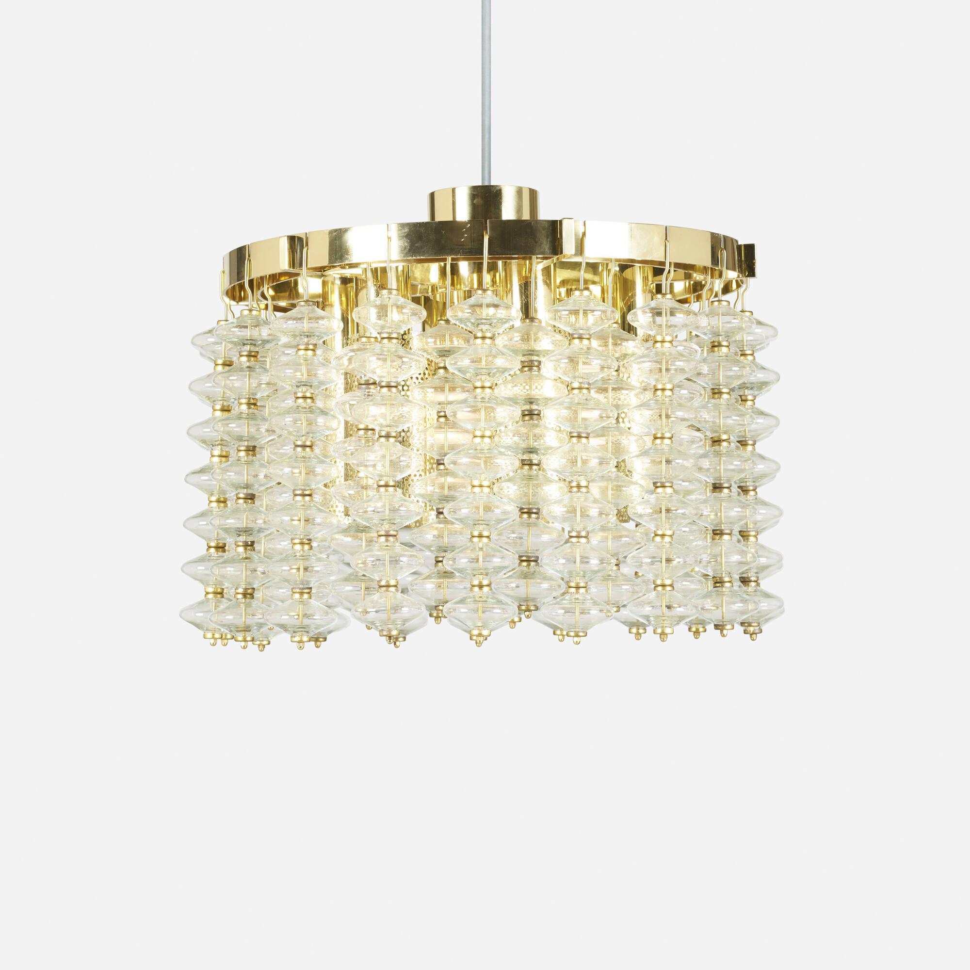 186: Hans-Agne Jakobsson / chandelier (2 of 3)