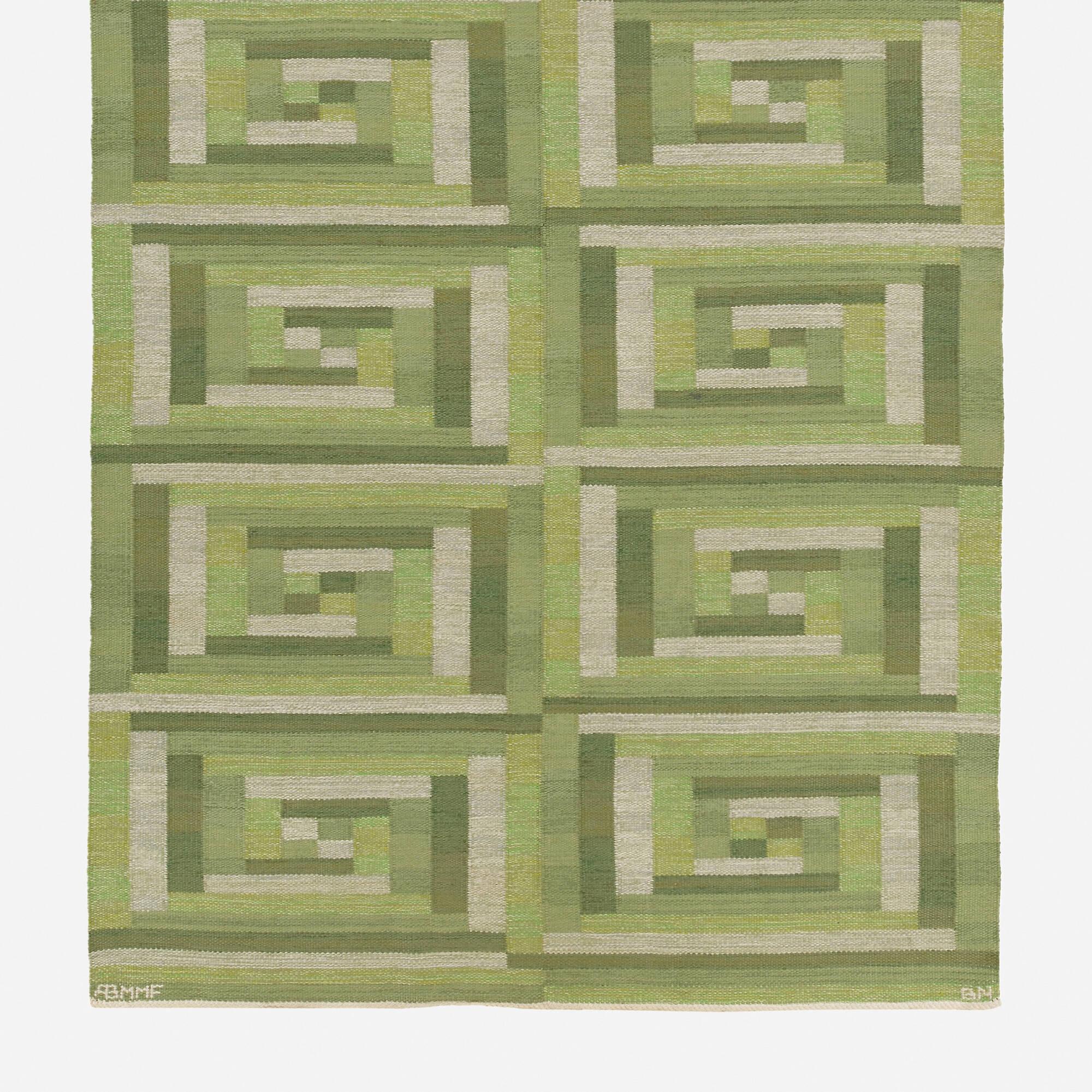 186: Barbro Nilsson / Ostia flatweave carpet (2 of 2)