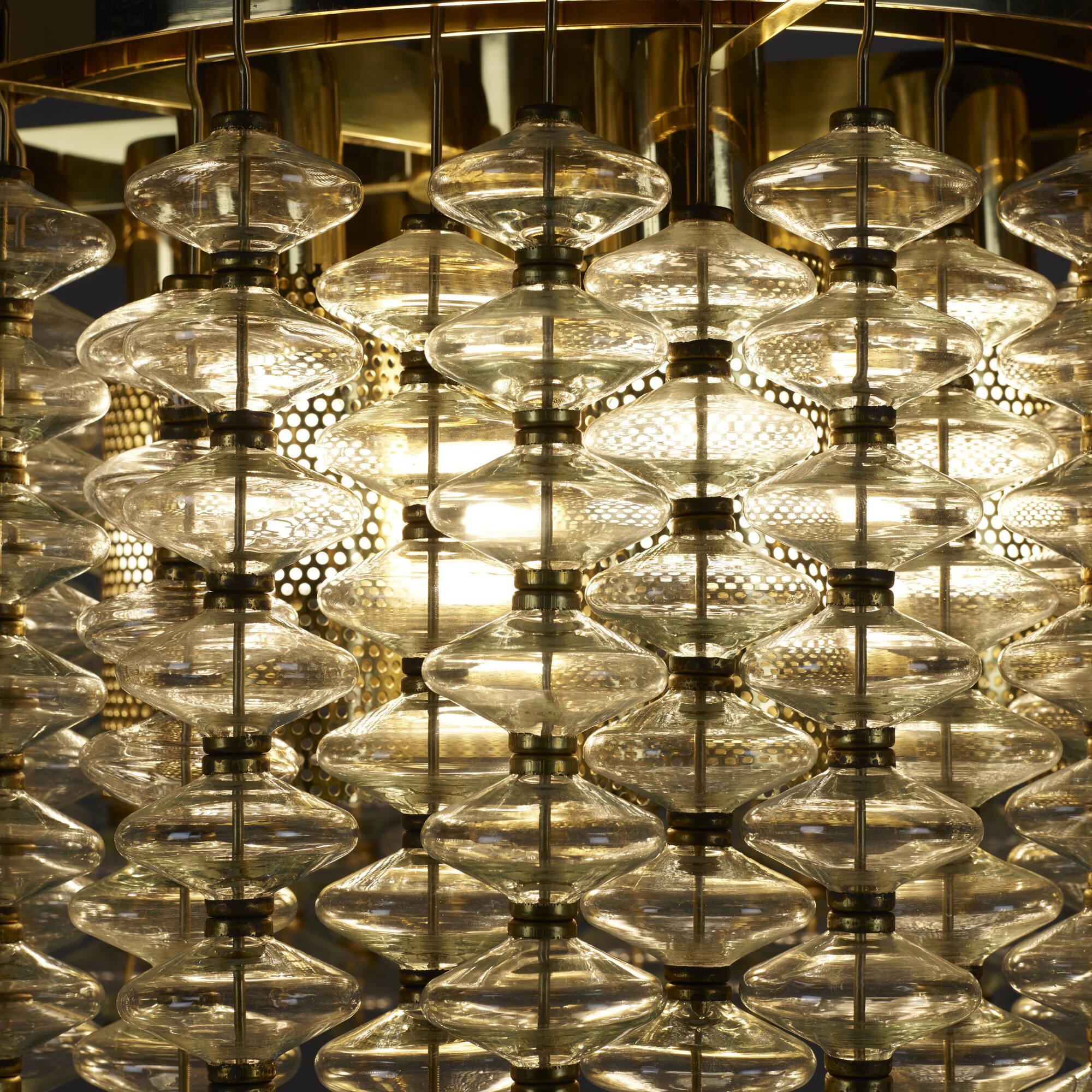 186: Hans-Agne Jakobsson / chandelier (3 of 3)