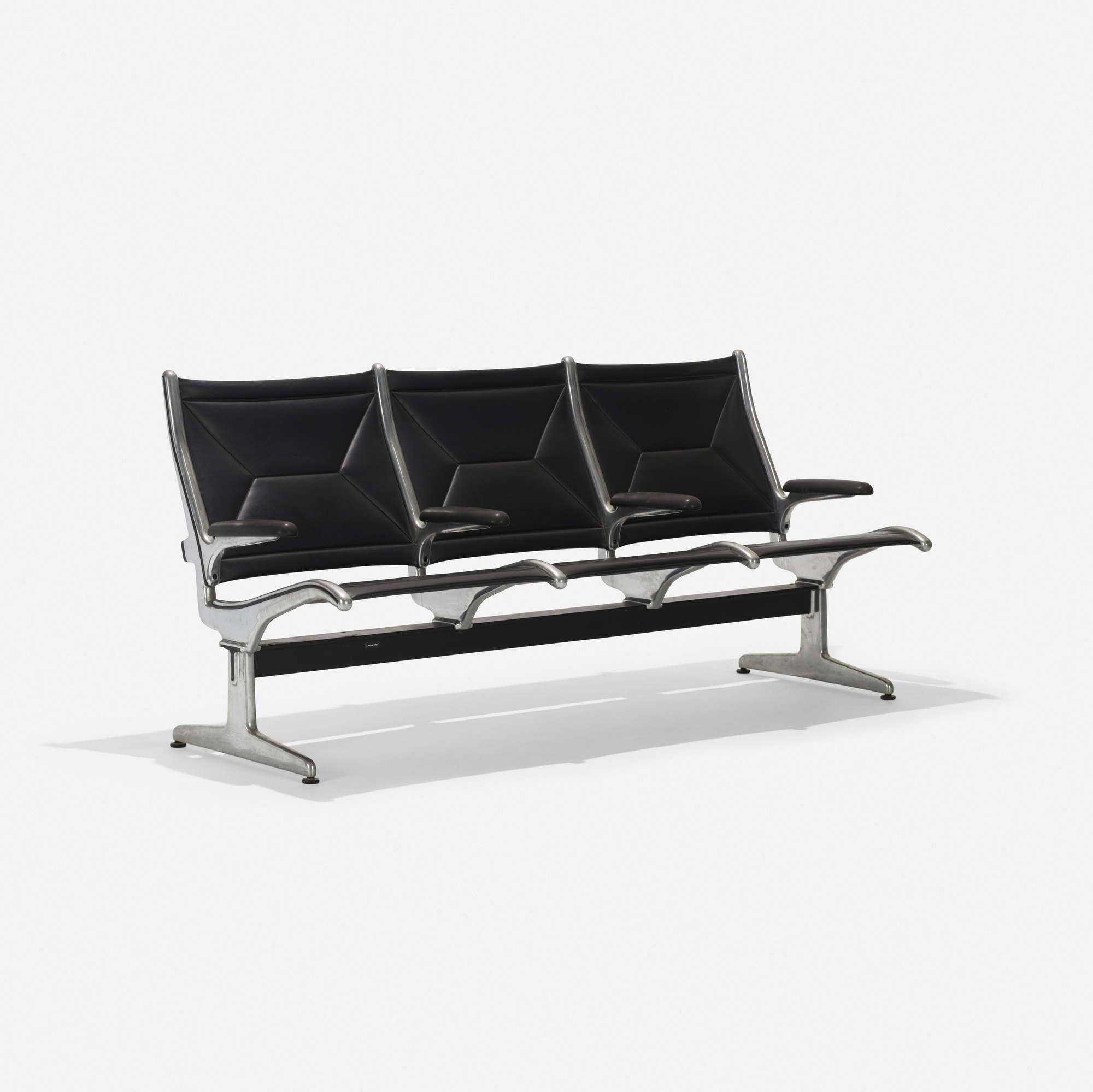 187: Charles and Ray Eames / Tandem Sling seating (1 of 3)