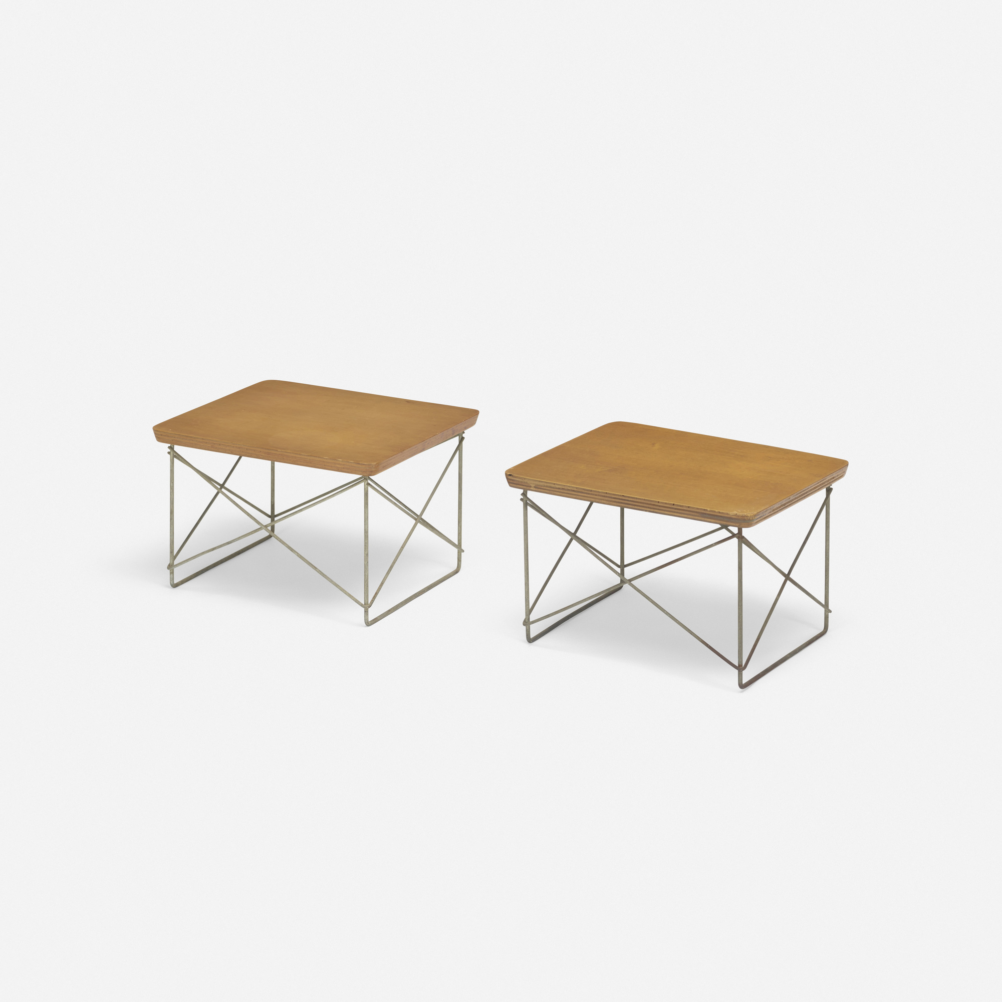 187: Charles and Ray Eames / LTRs, pair (1 of 2)