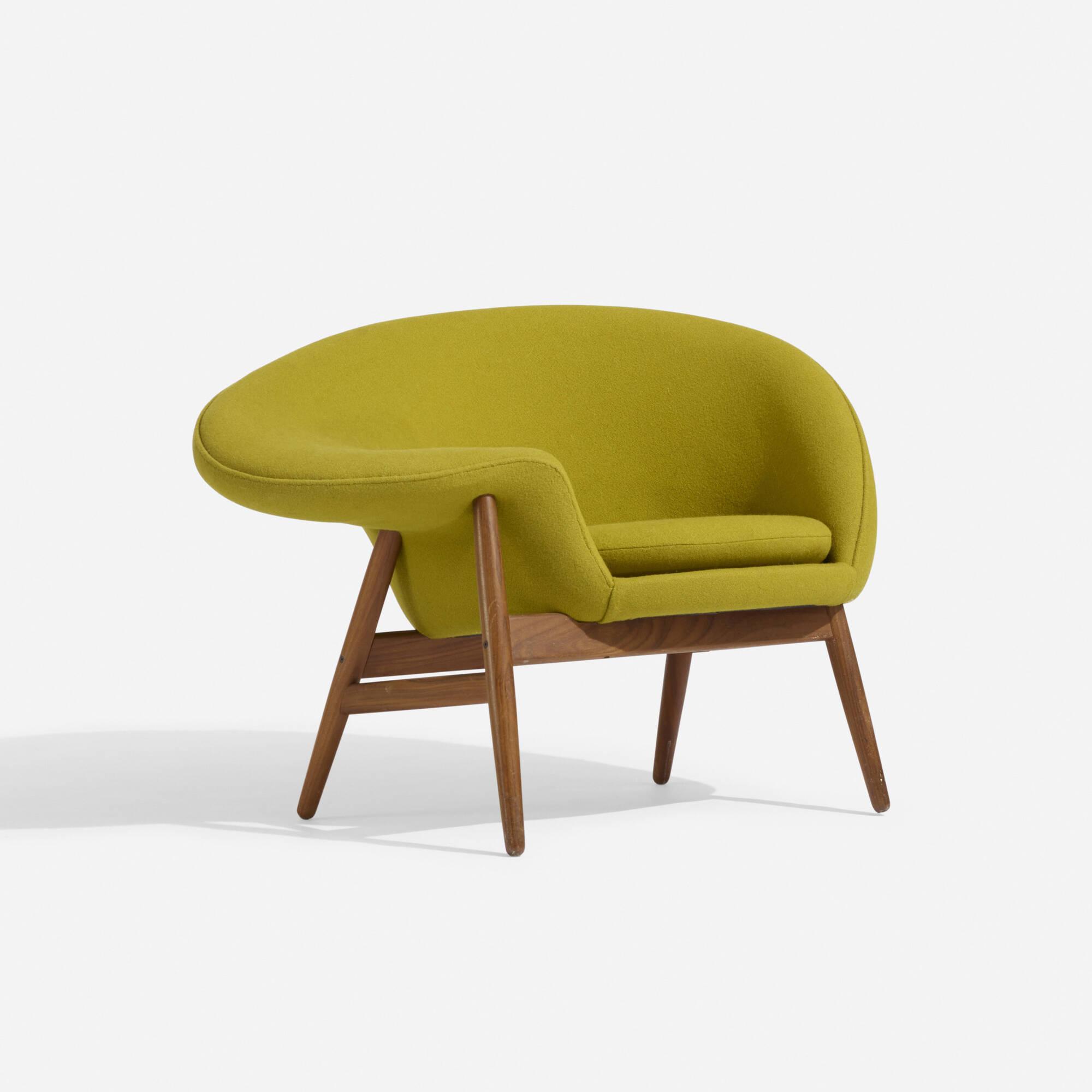 187: Hans Olsen / lounge chair, model 188 (1 of 4)