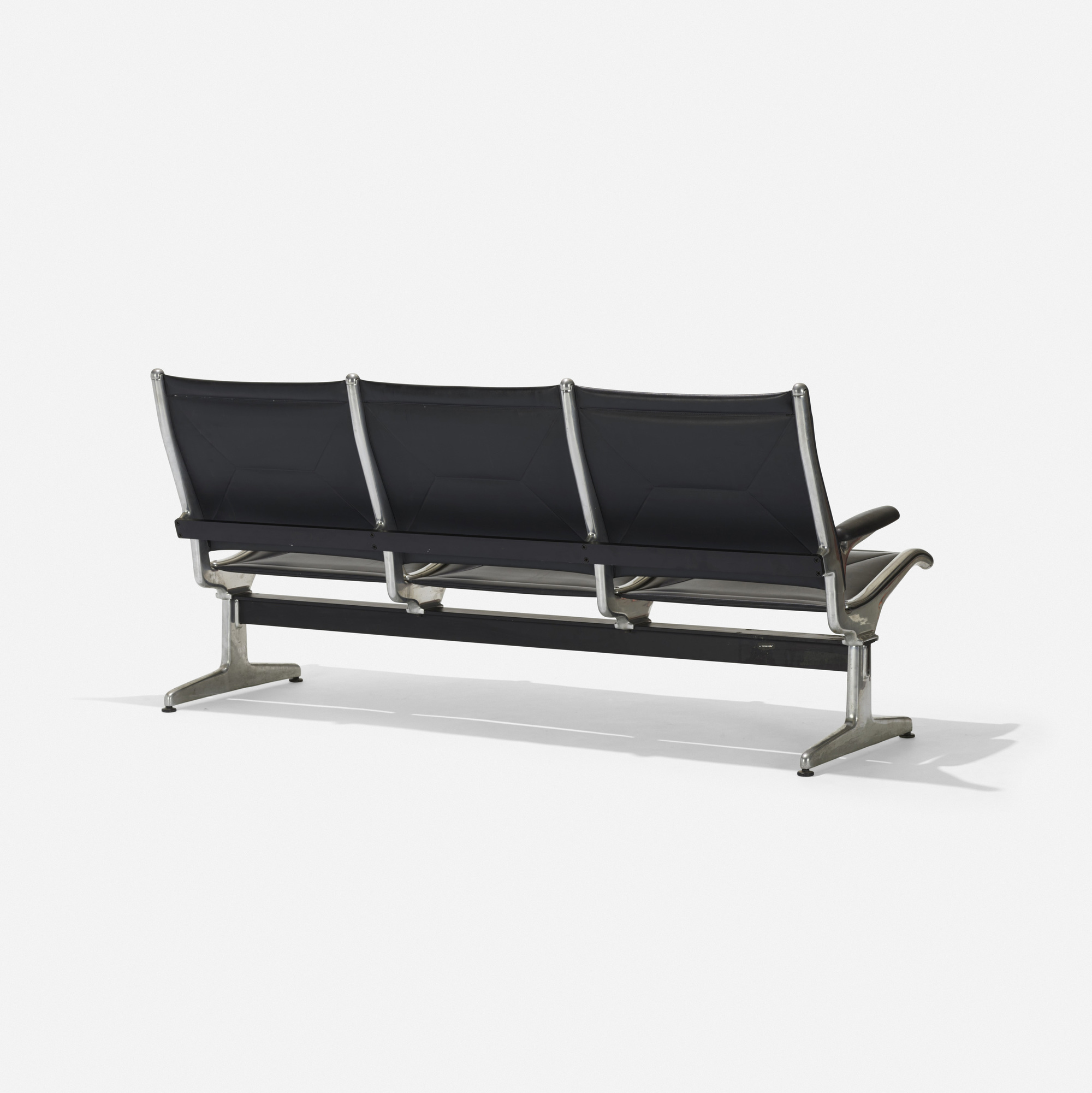 187: Charles and Ray Eames / Tandem Sling seating (2 of 3)