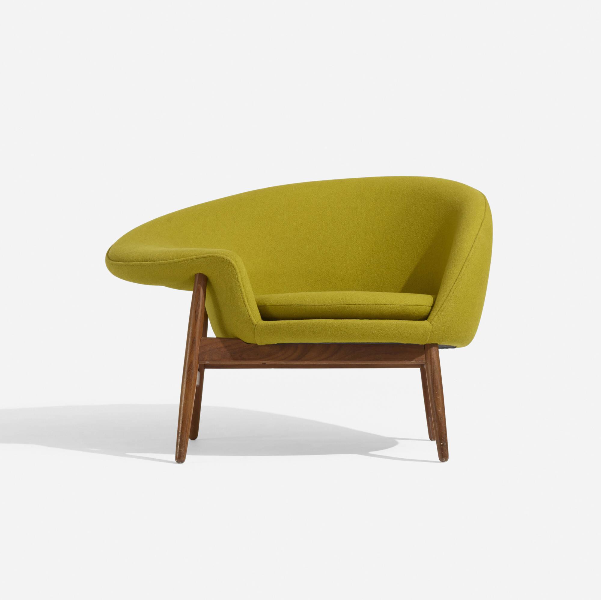 187: Hans Olsen / lounge chair, model 188 (2 of 4)