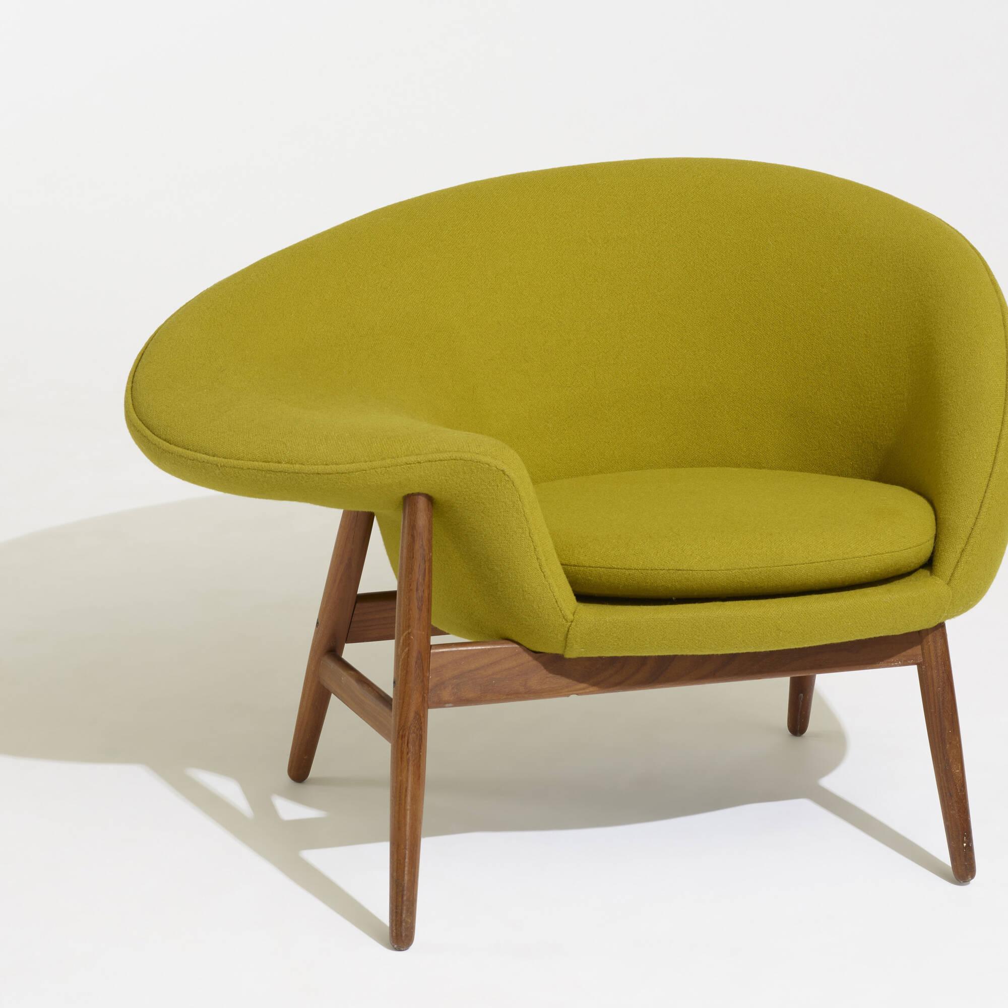 ... 187: Hans Olsen / Lounge Chair, Model 188 (4 Of 4)