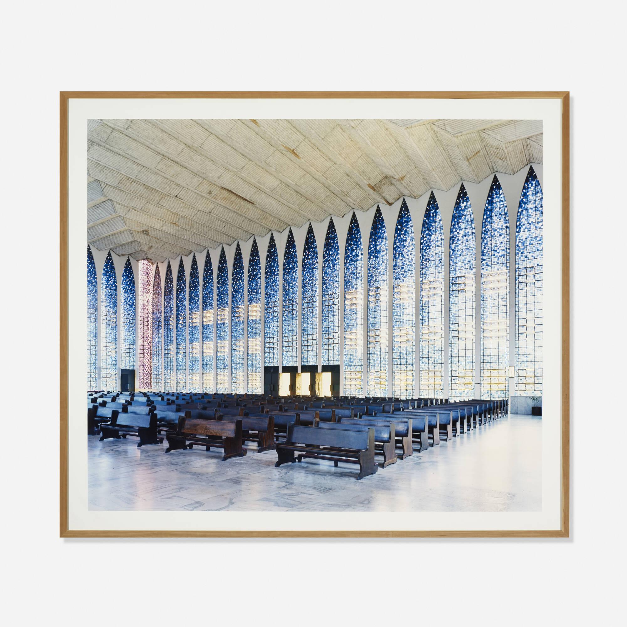 188: Candida Höfer / Santuario dom Bosco (1 of 1)
