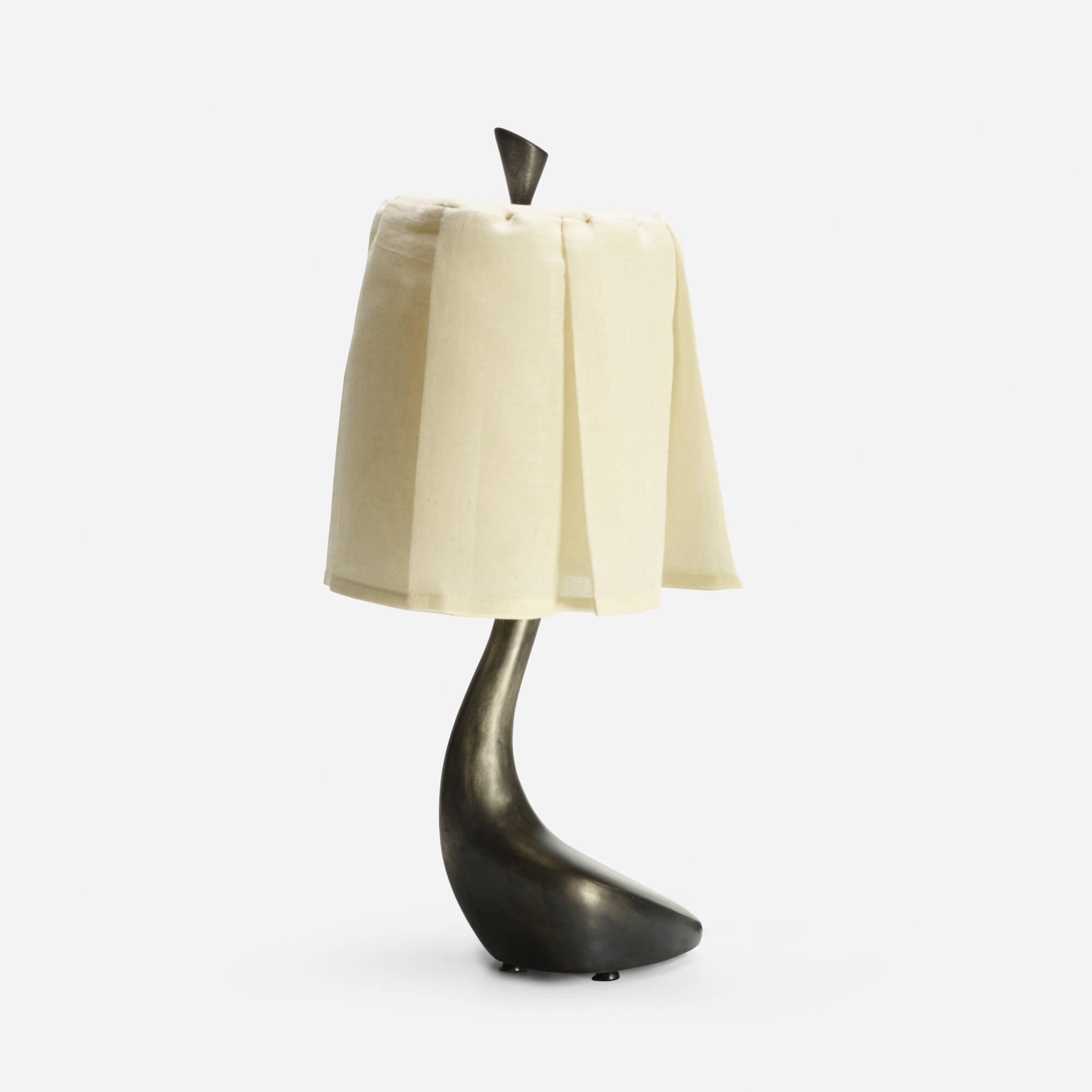 188: Jordan Mozer / prototype Hudson Club table lamp (1 of 2)