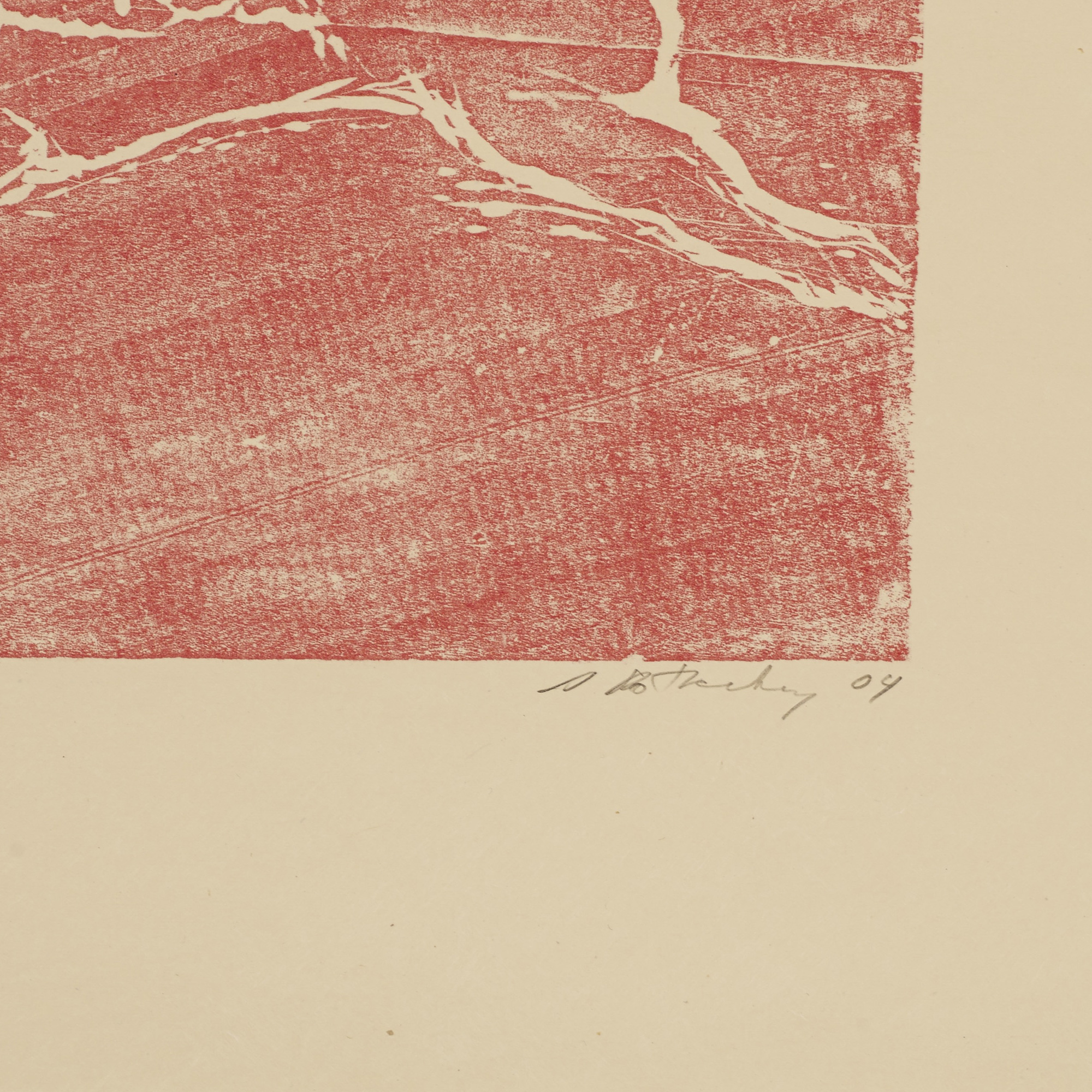 188: Susan Rothenberg / K (2 of 2)