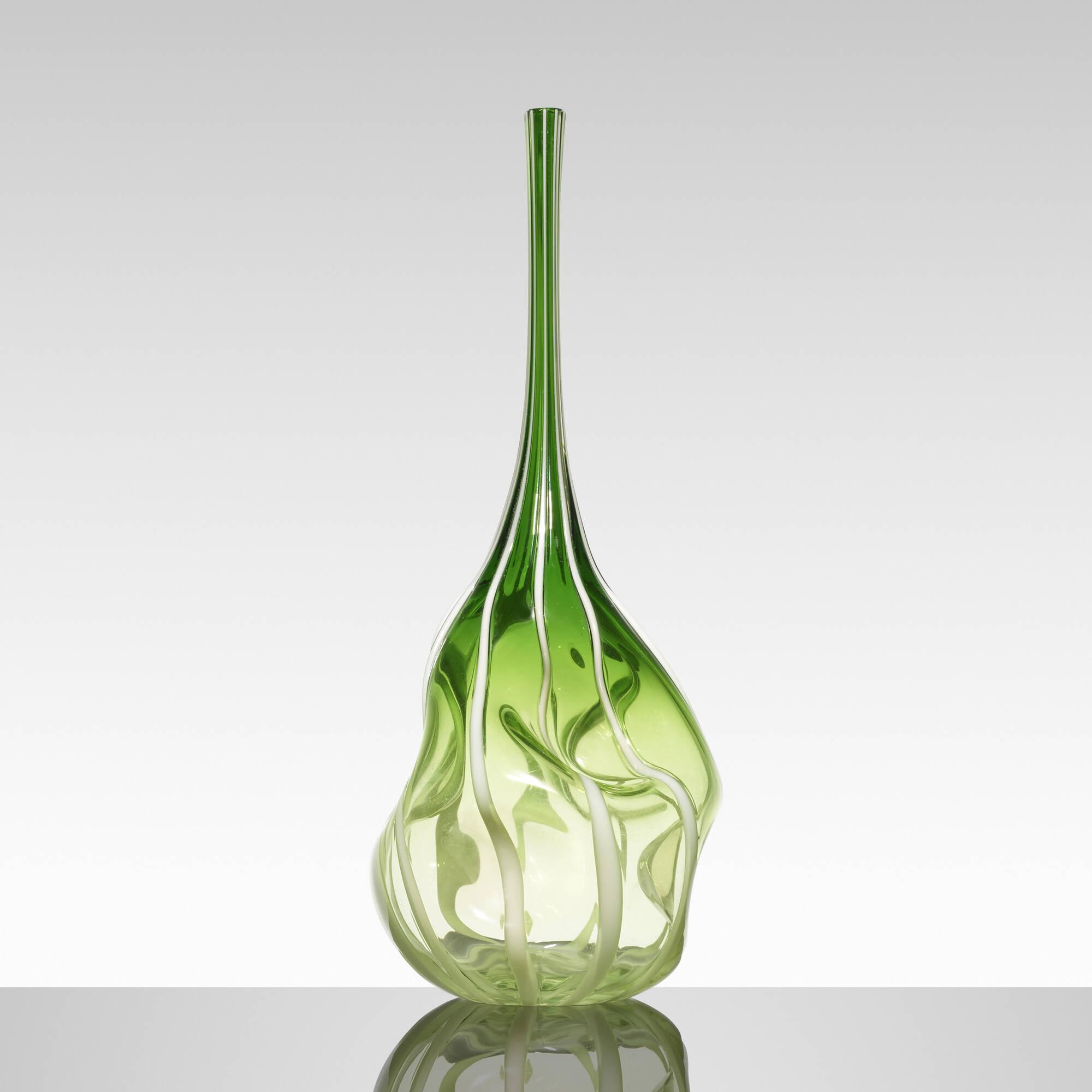 189: Anzolo Fuga / sculptural vase (2 of 3)