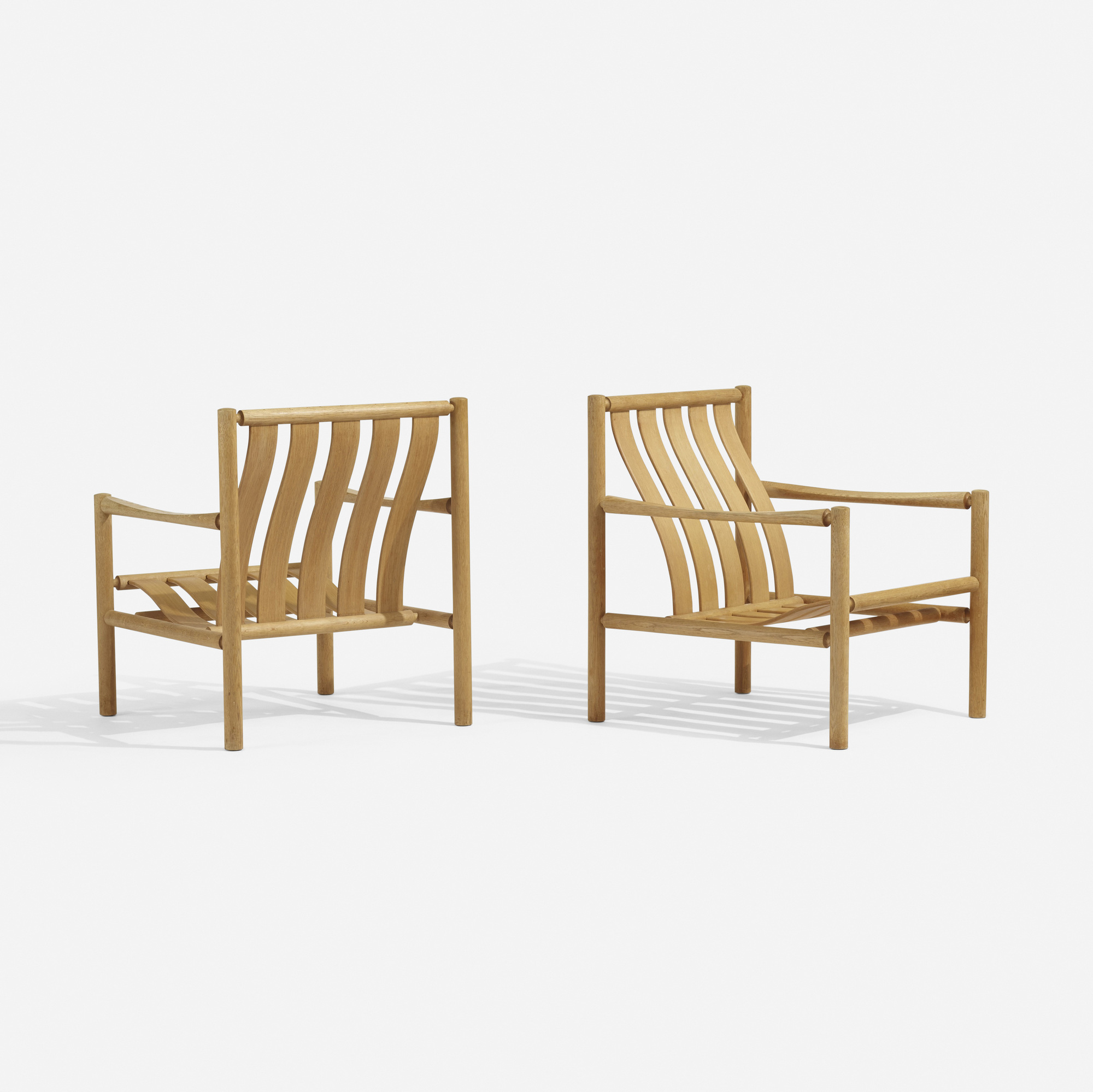 189: Jorgen Nilsson / lounge chairs, pair (2 of 4)