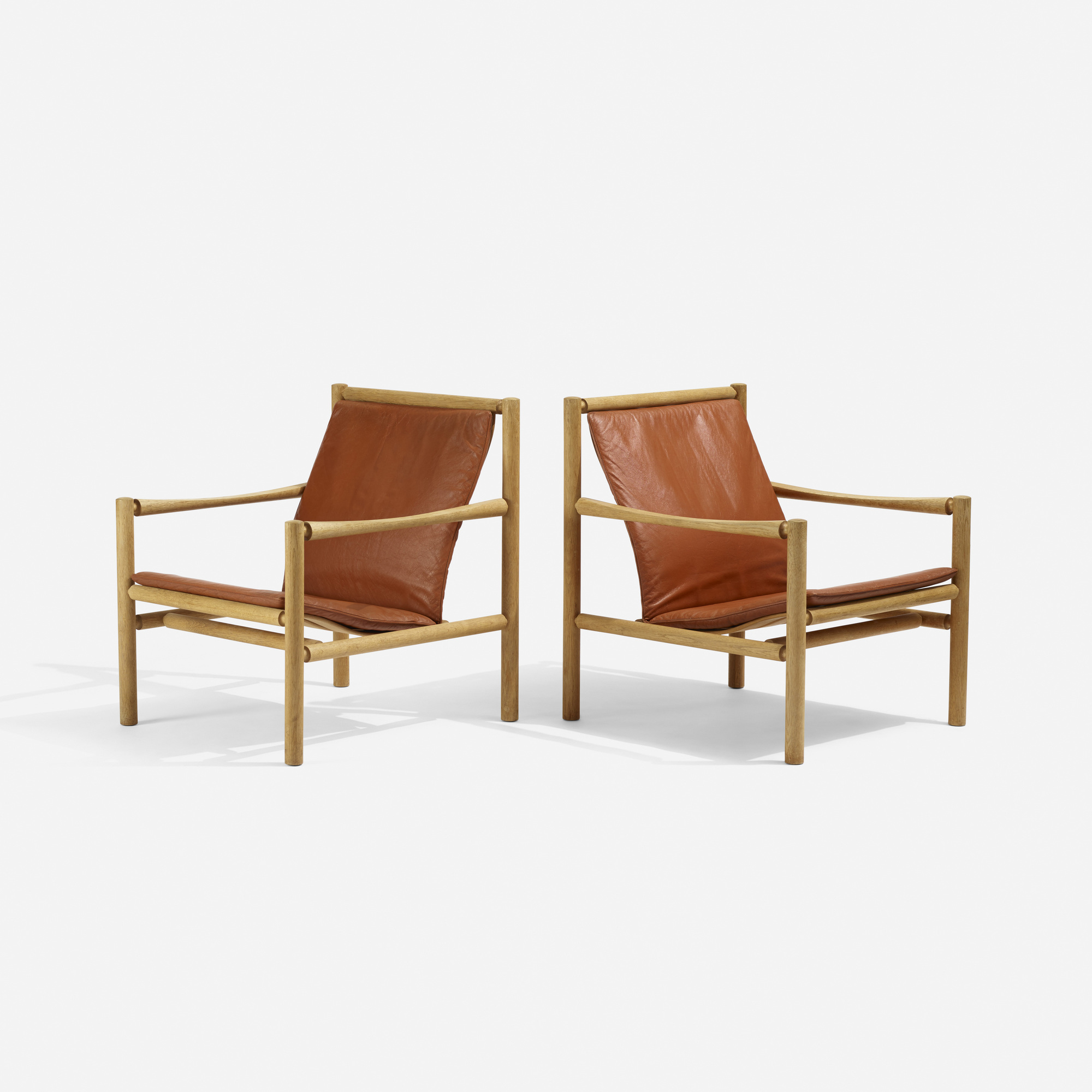 189: Jorgen Nilsson / lounge chairs, pair (3 of 4)