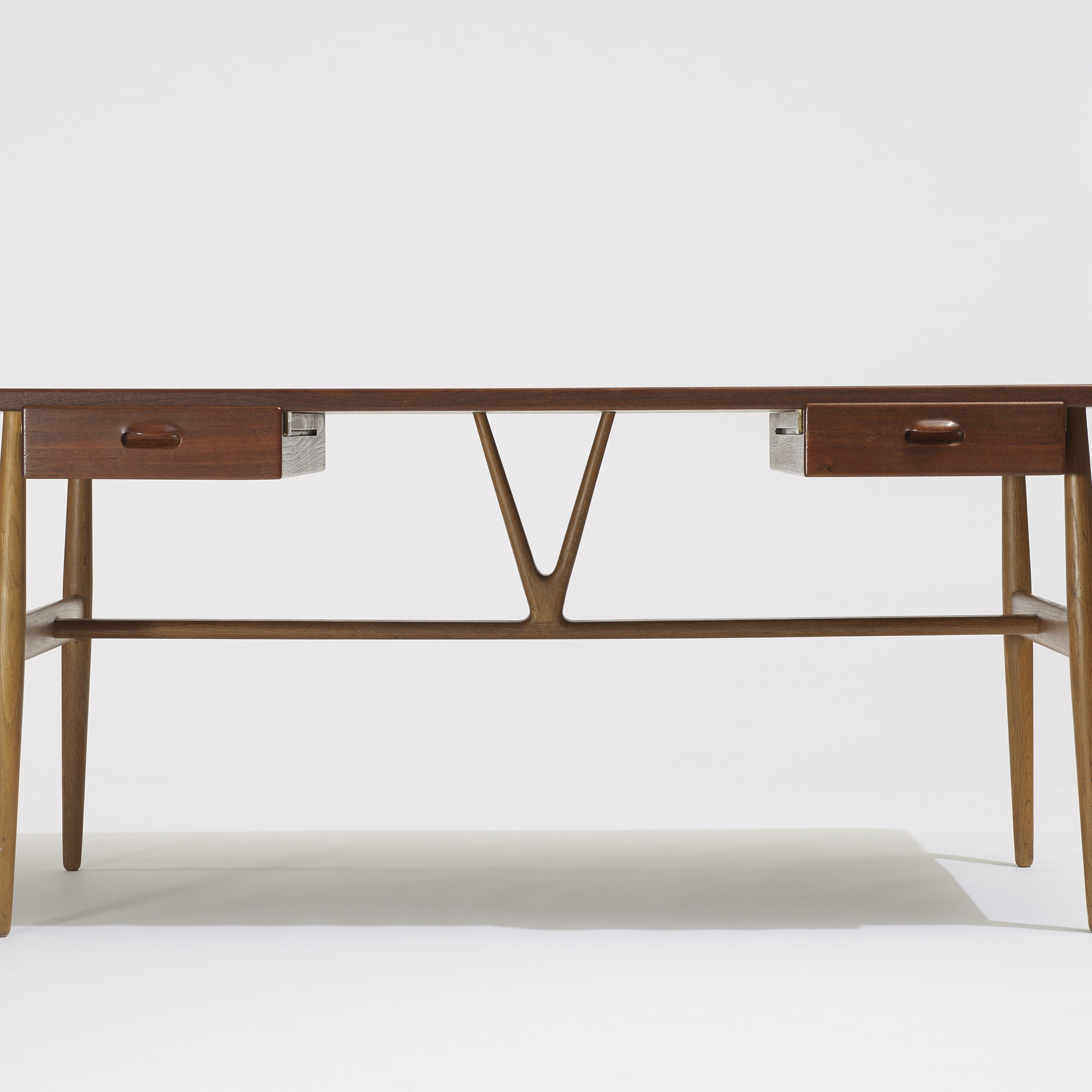 189 hans j wegner desk model jh563 3 of 5 - Scan Design Desk