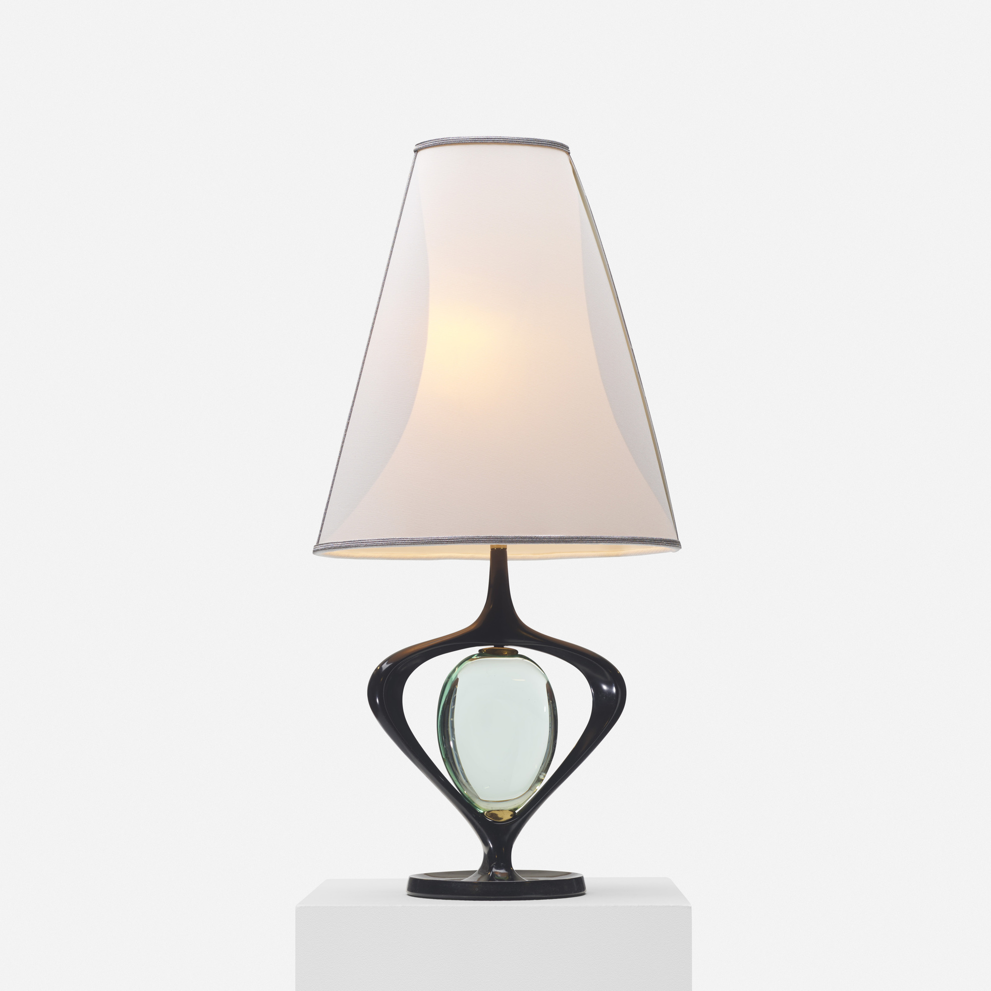 190: Max Ingrand / rare table lamp (1 of 2)