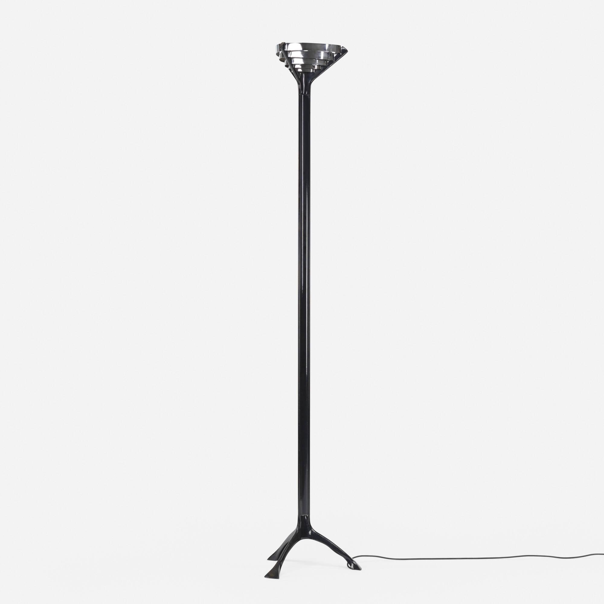 190: Angelo Mangiarotti / Tekne floor lamp (1 of 1)