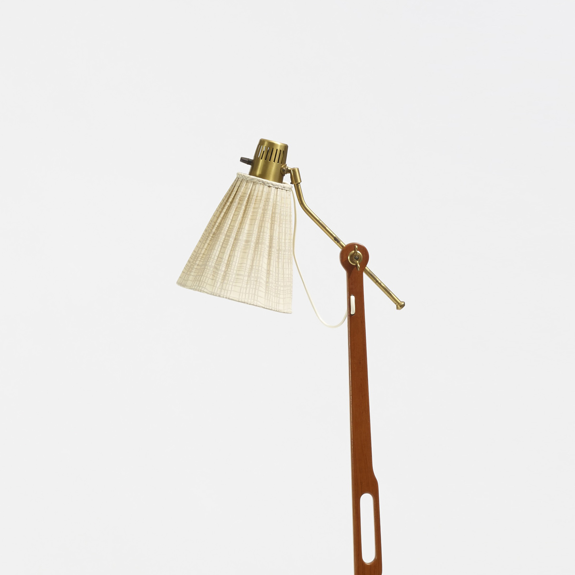 190: Hans Bergström / rare floor lamp (2 of 2)