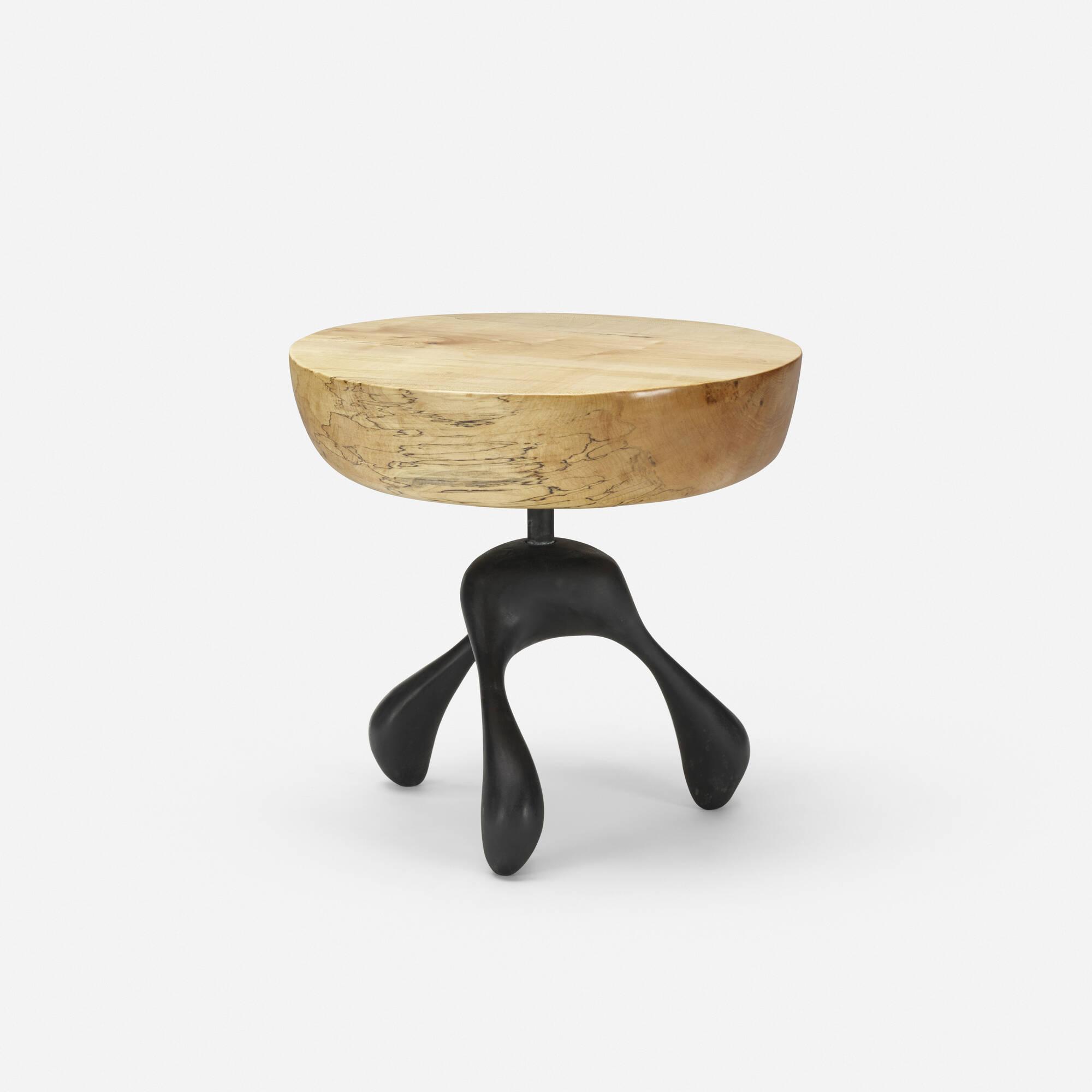 191: Jordan Mozer / prototype Musashi occasional table (1 of 2)