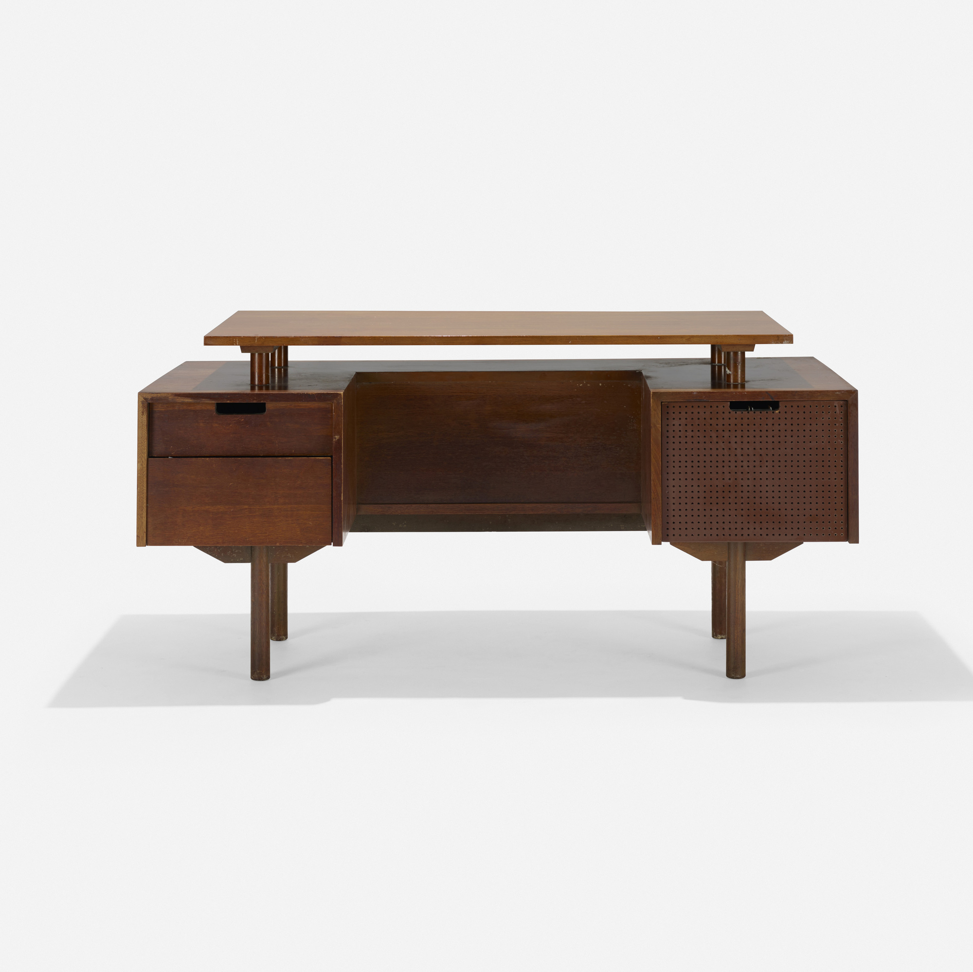 191: Milo Baughman / desk, model 1625 (2 of 4)