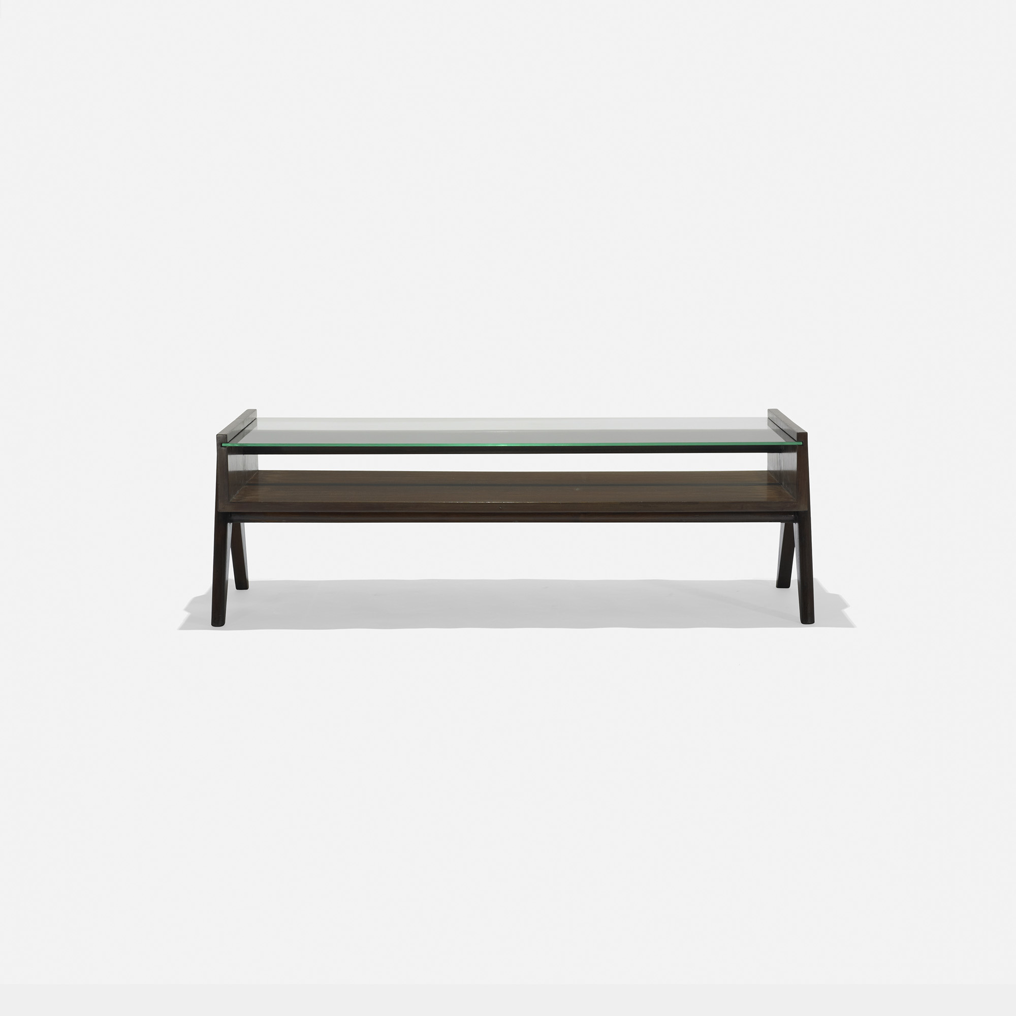 191 PIERRE JEANNERET coffee table from Chandigarh Modern