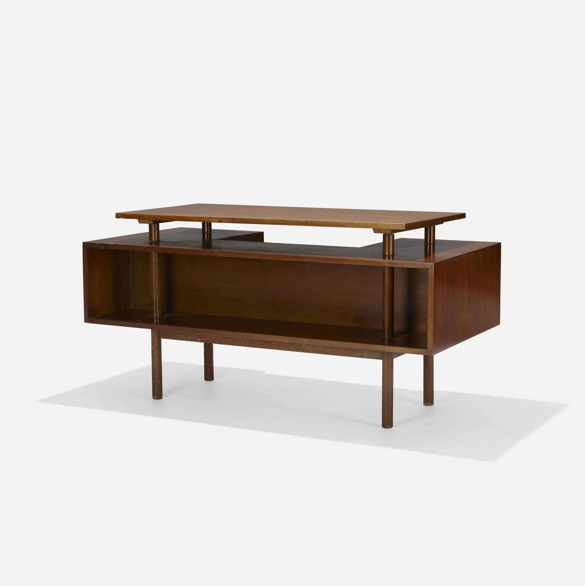 191: Milo Baughman / desk, model 1625 (3 of 4)