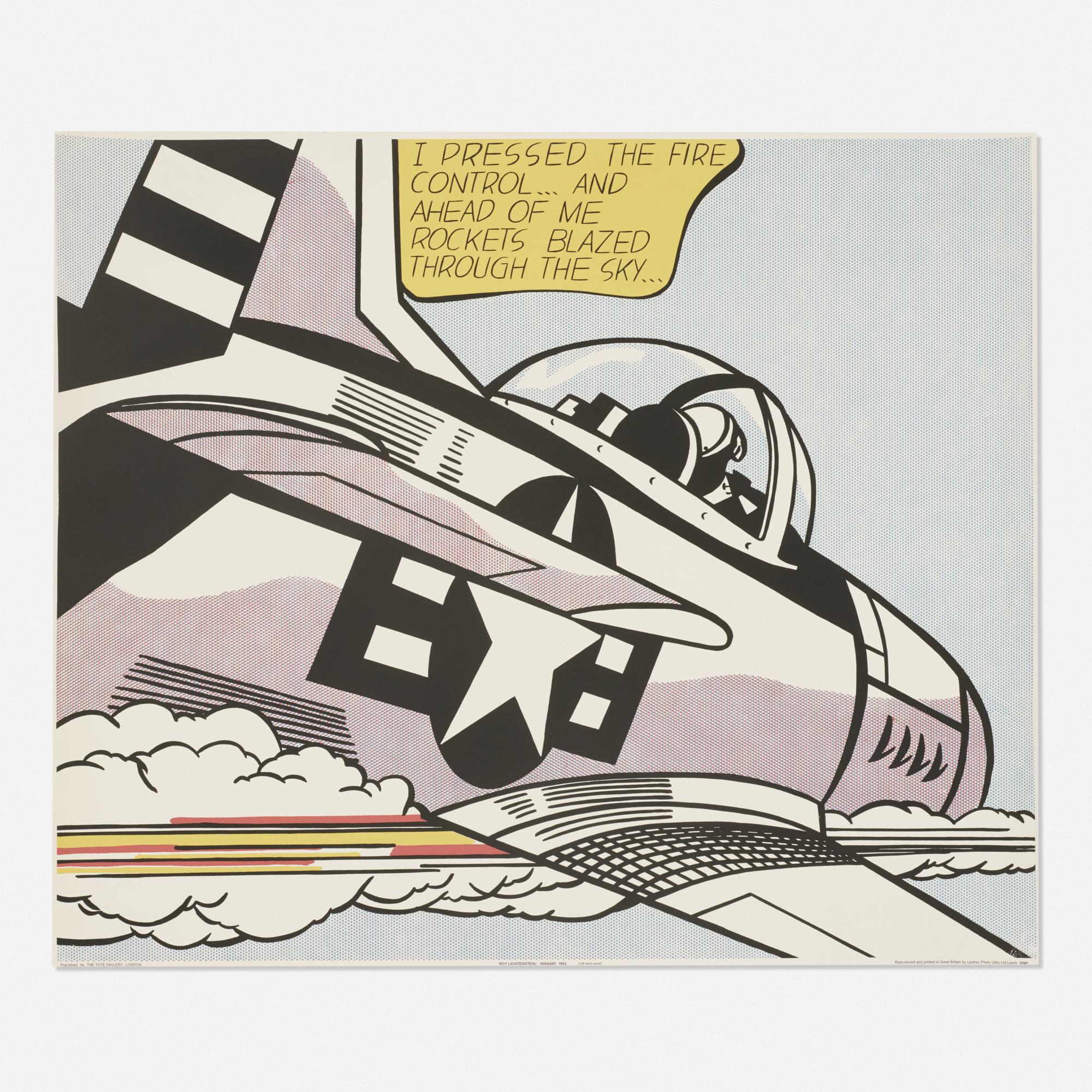 Lichtenstein Whaam Www Bilderbeste Com