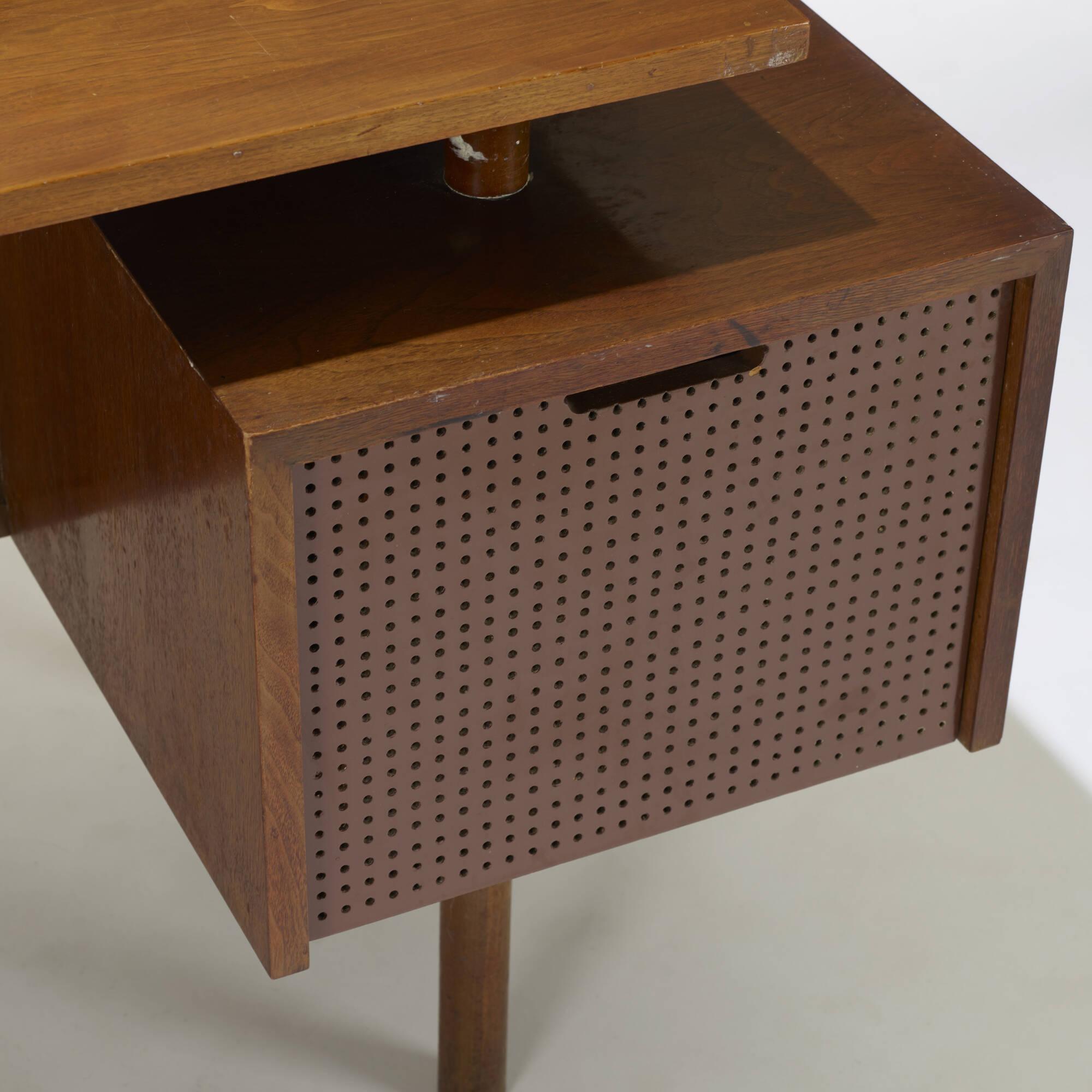 191: Milo Baughman / desk, model 1625 (4 of 4)