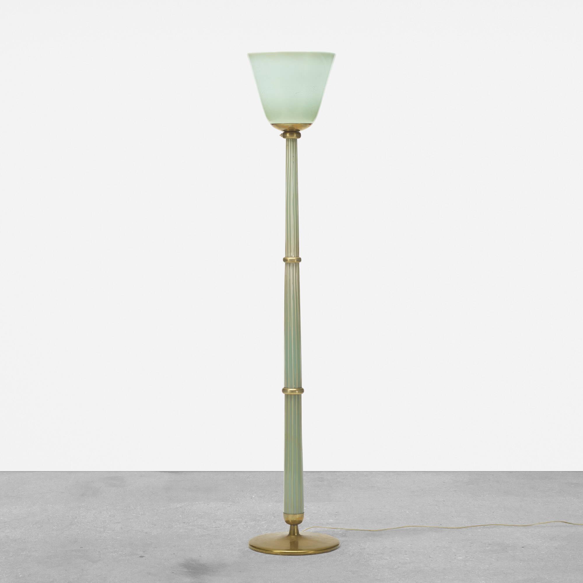 192: Tomaso Buzzi / floor lamp, model 502 (1 of 3)