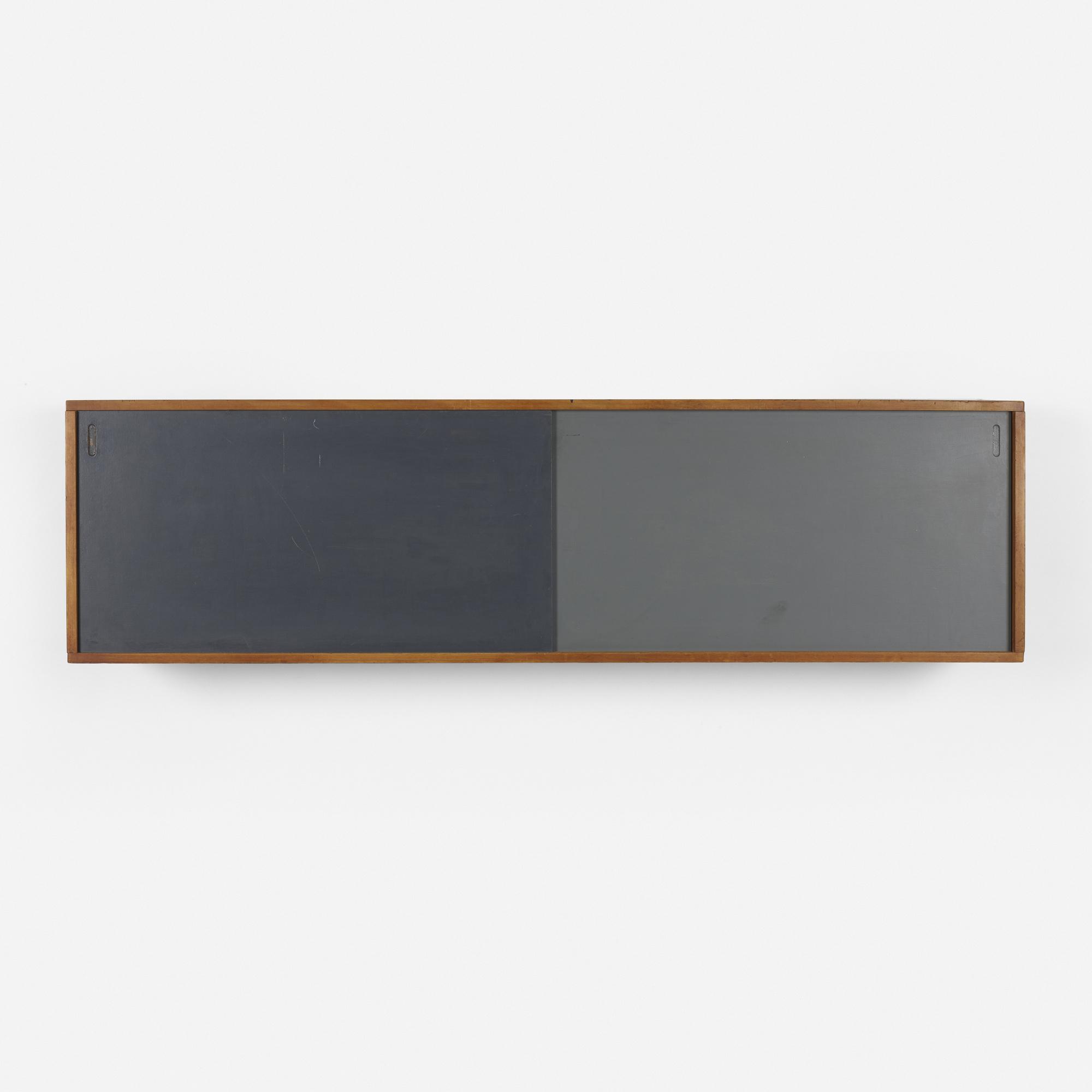 Meget 192: HENRIK IVERSEN AND HARALD PLUM, wall-mounted cabinet BN77