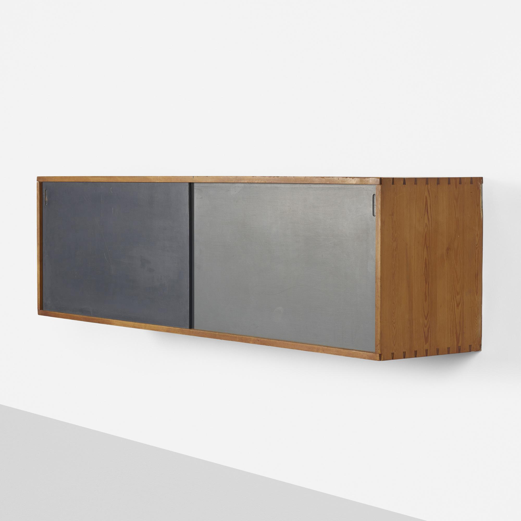 Lige ud 192: HENRIK IVERSEN AND HARALD PLUM, wall-mounted cabinet RR83