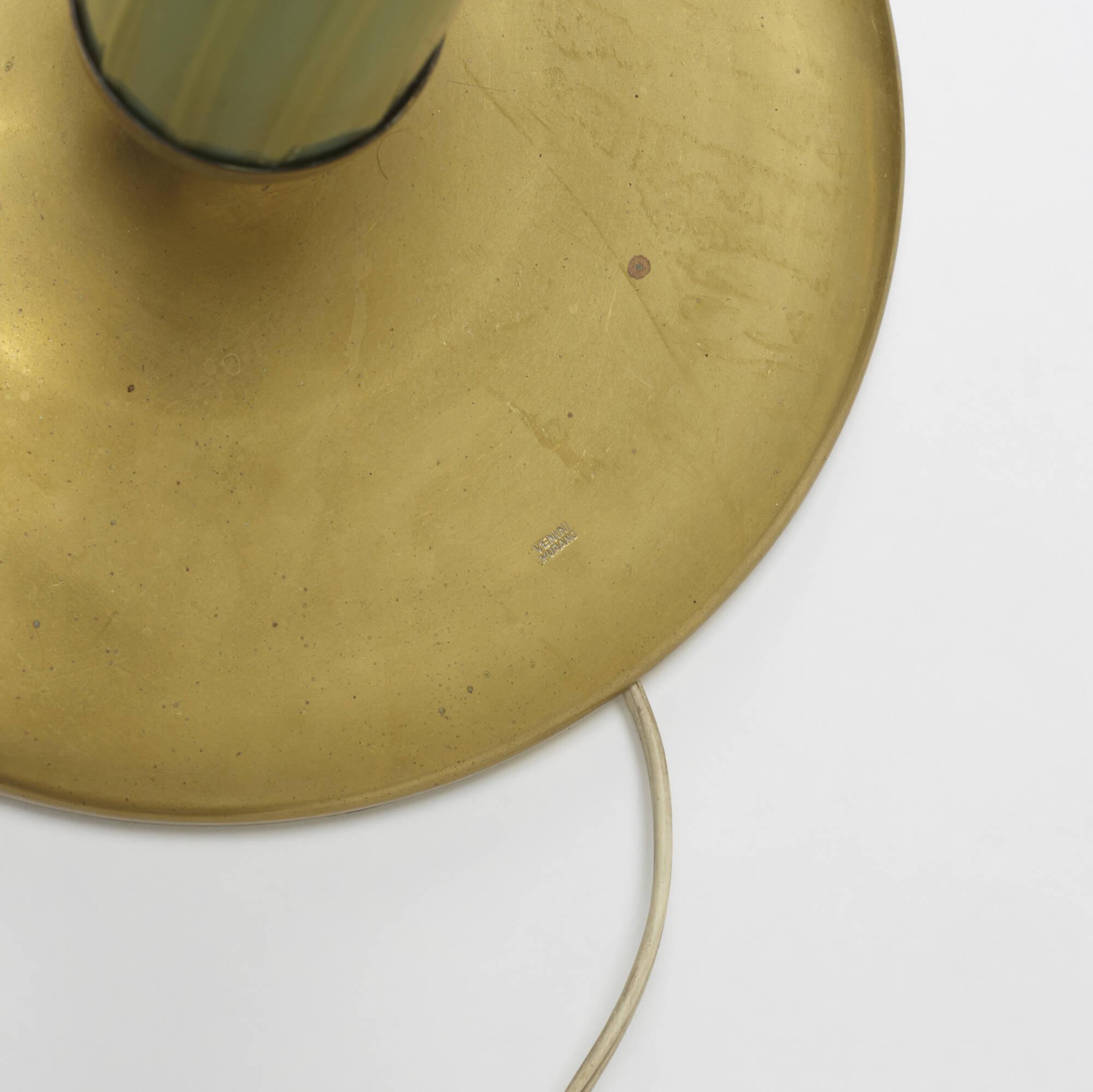 192: Tomaso Buzzi / floor lamp, model 502 (3 of 3)