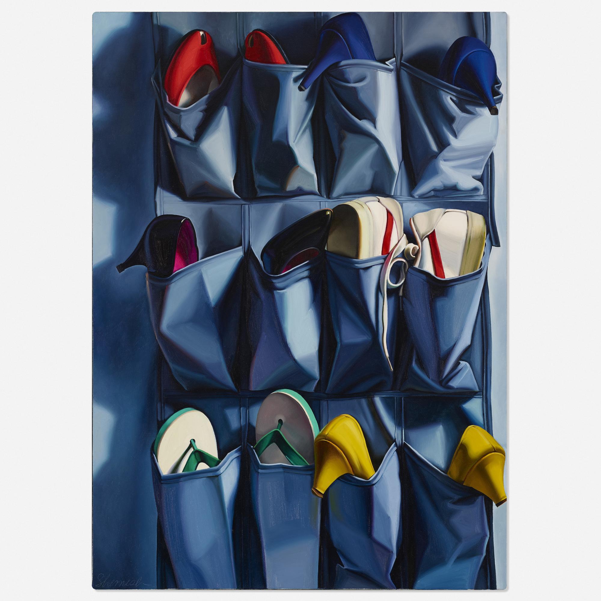 Lorraine Shemesh Art: 193: LORRAINE SHEMESH, Shoebag