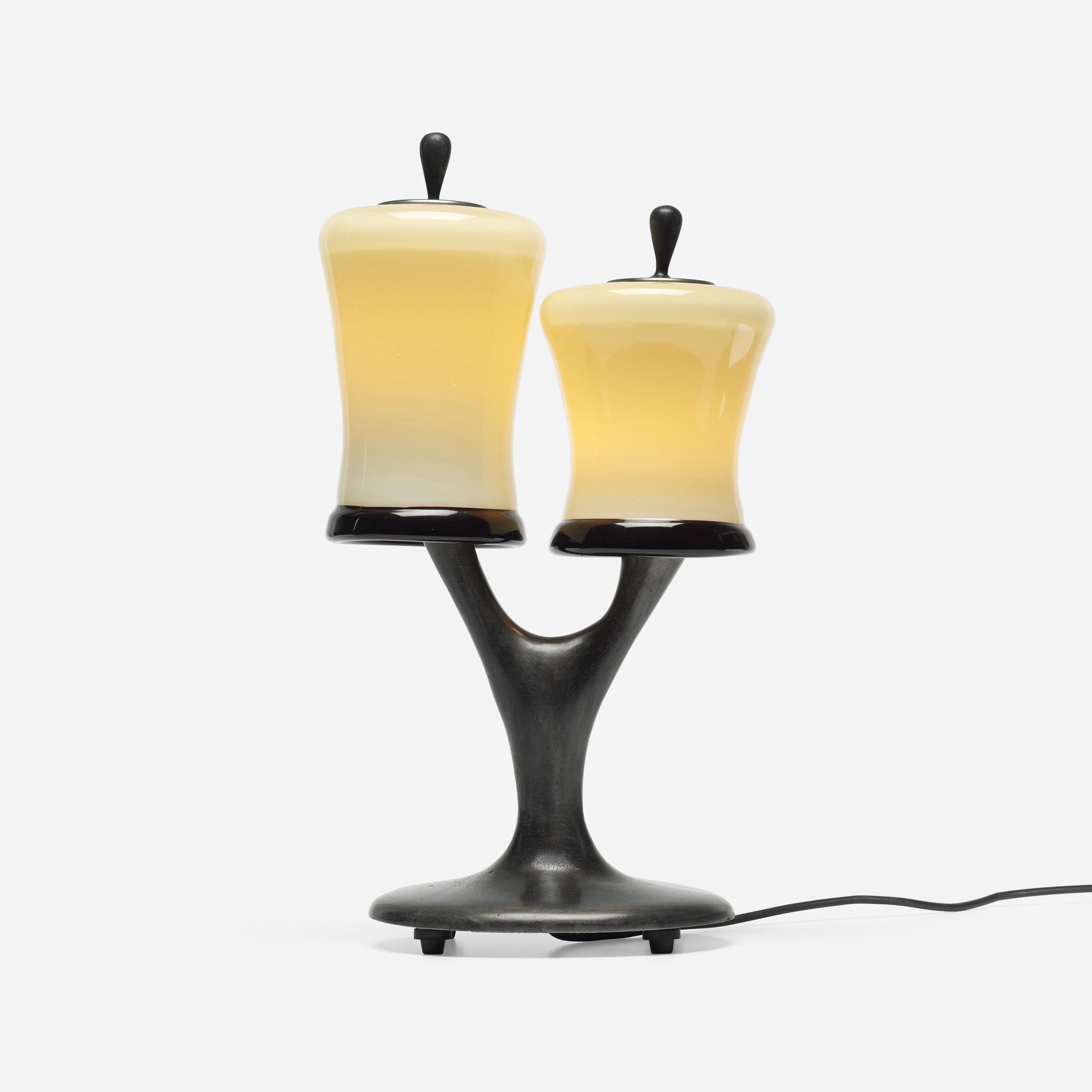 193: Jordan Mozer / prototype Twin lamp (1 of 2)