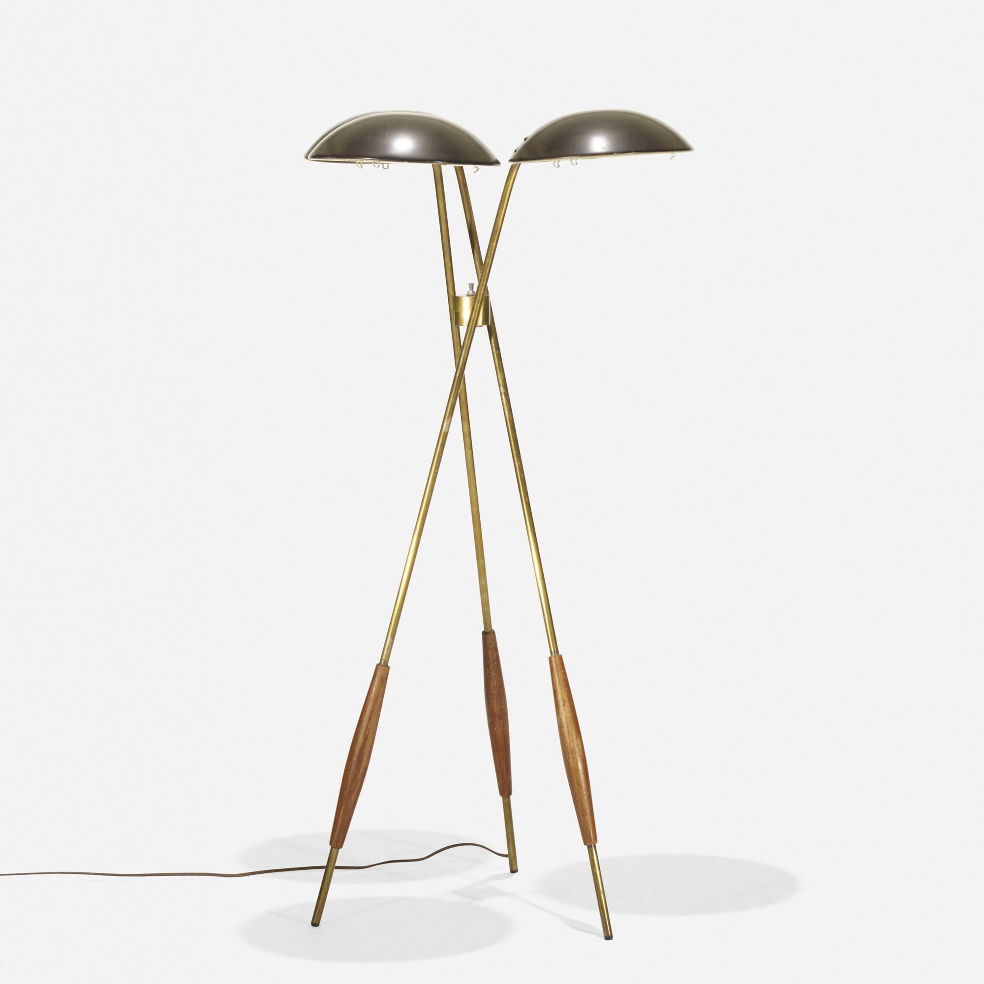 193: Gerald Thurston / floor lamp (2 of 3)