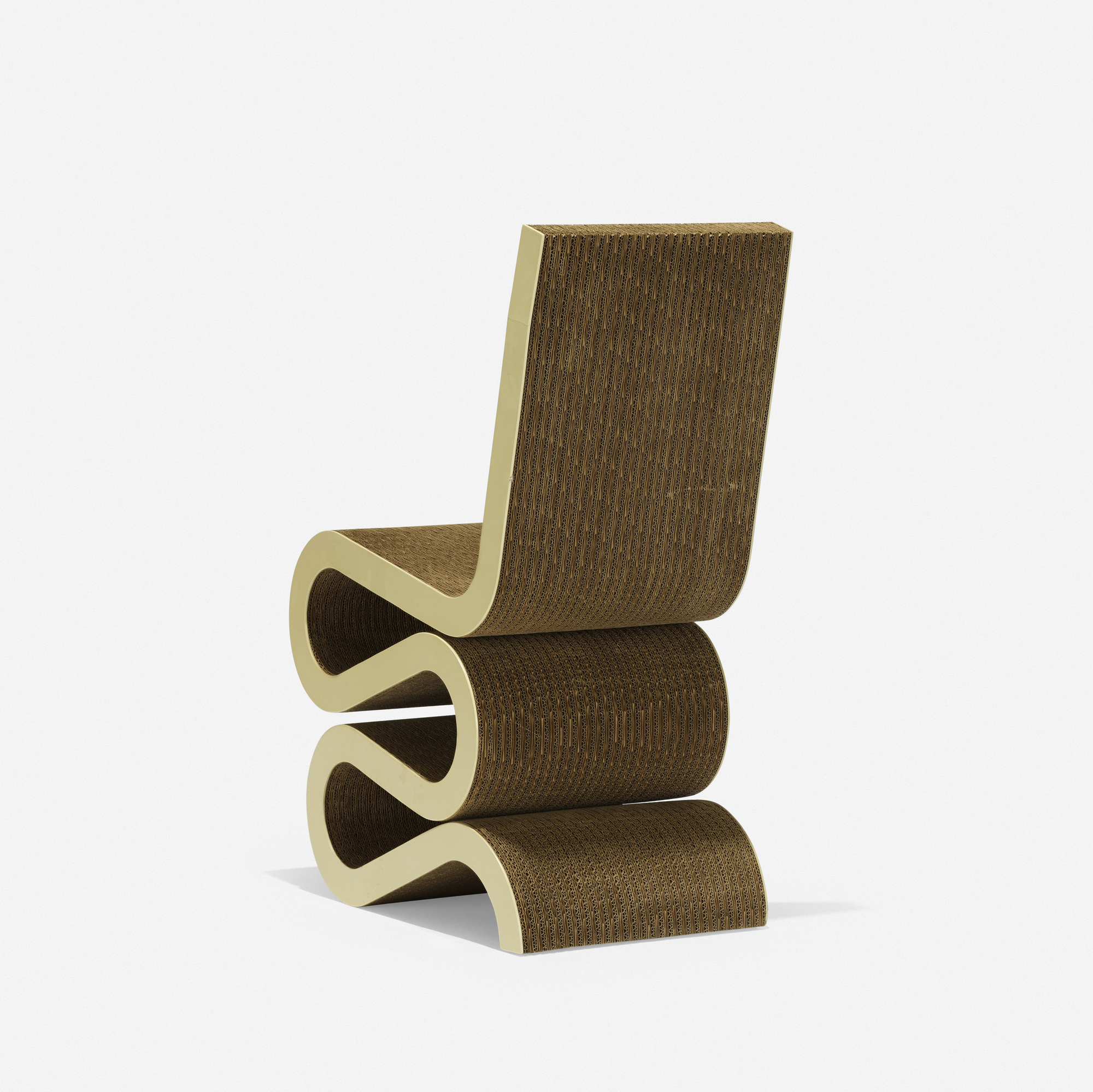 193: Frank Gehry / Wiggle chair (2 of 3)