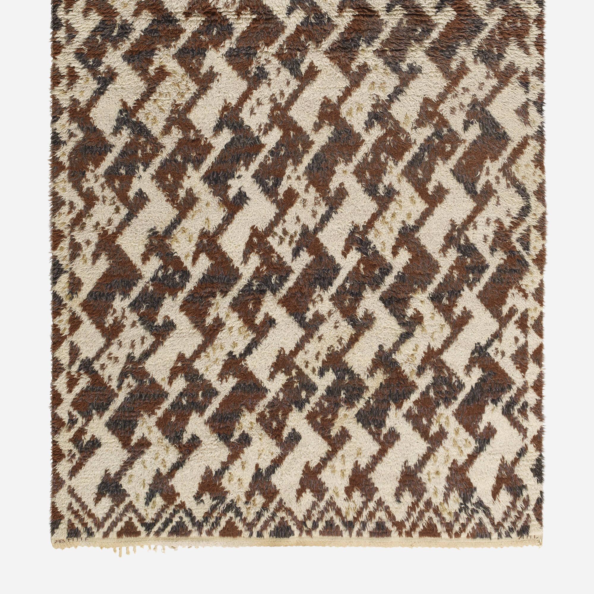 193: Ann-Mari Forsberg / Kråkan rya carpet (2 of 2)