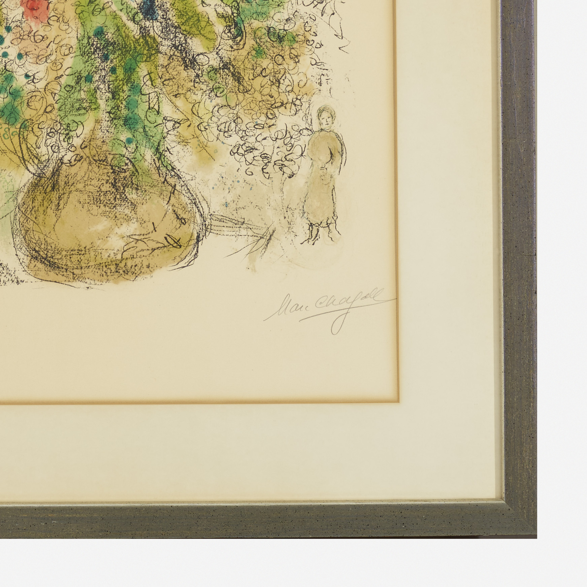 194: Marc Chagall / Roses and Mimosa (2 of 2)