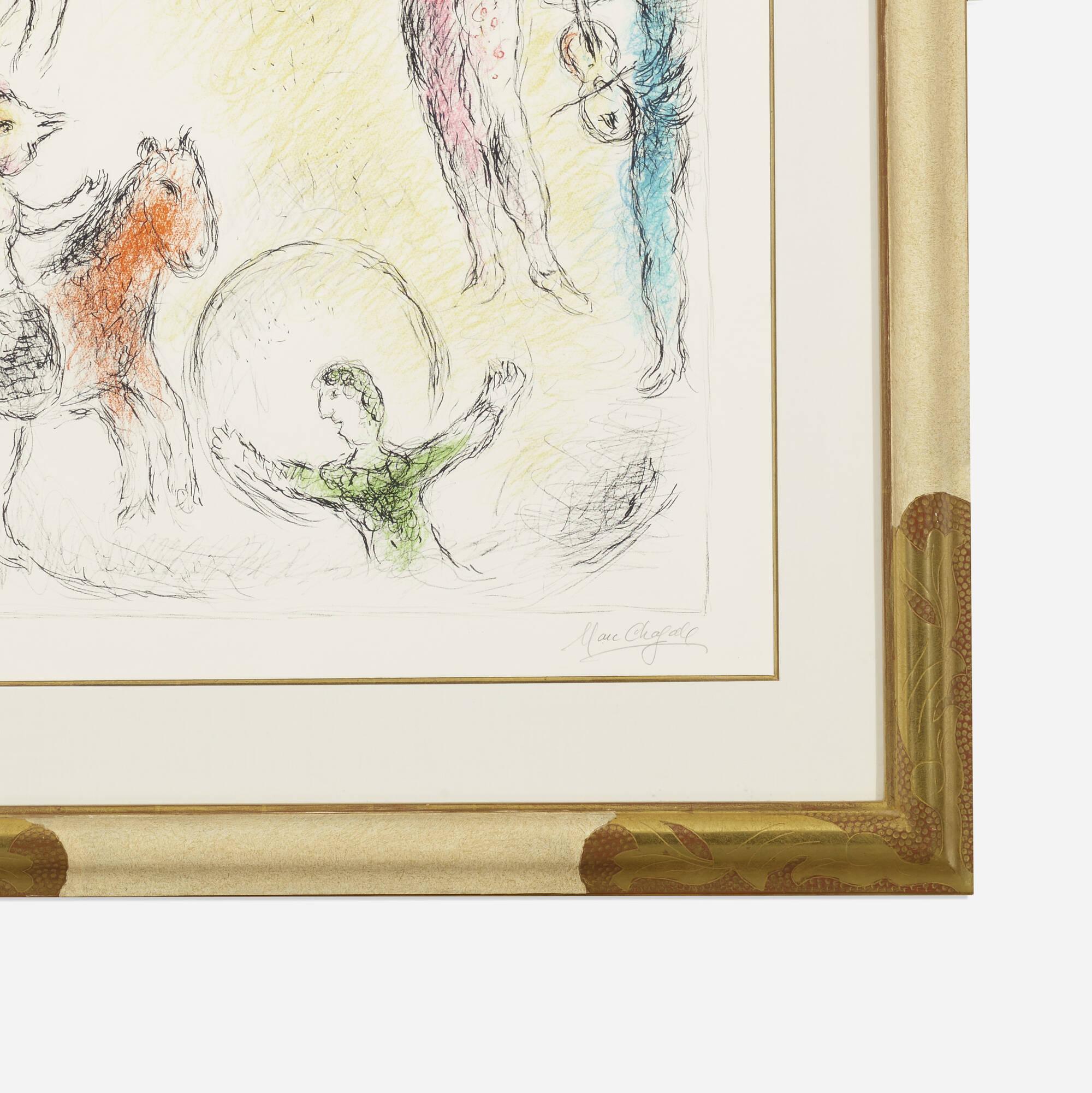 195: Marc Chagall / Musical Clowns (2 of 2)