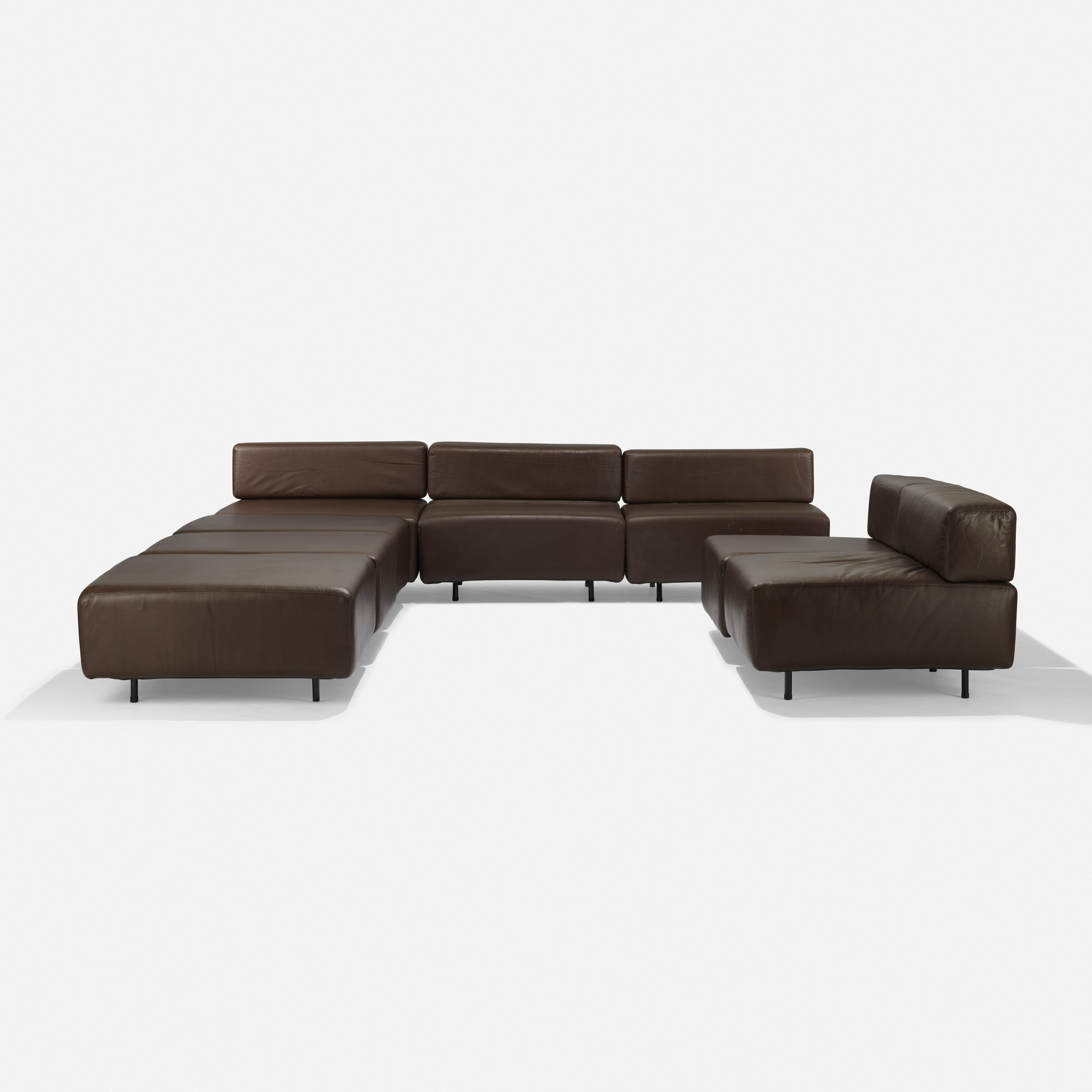 196: Harvey Probber / Cubo sectional (1 of 3)